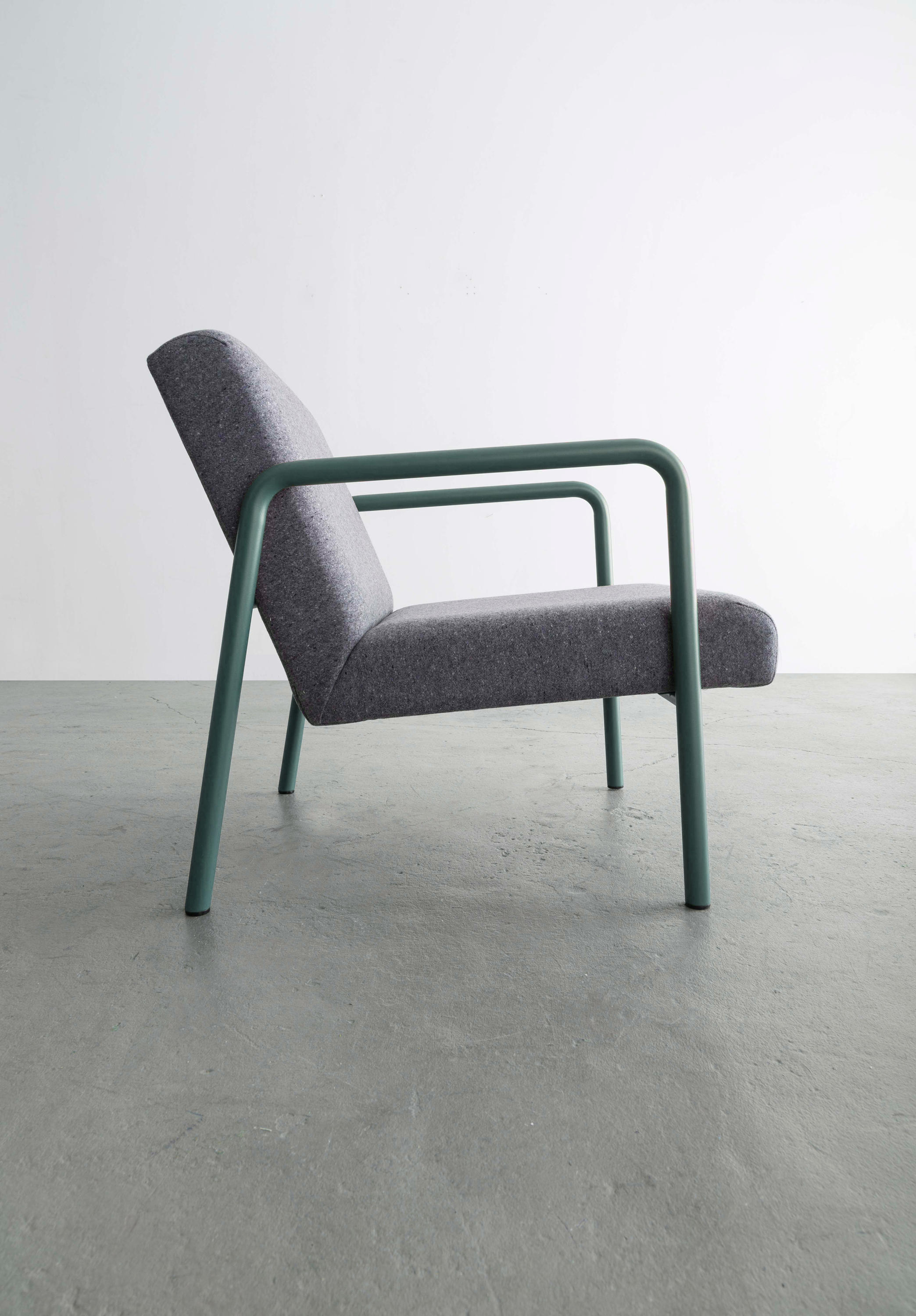 Berm Lounge Chair By David Nor Design Armchairs