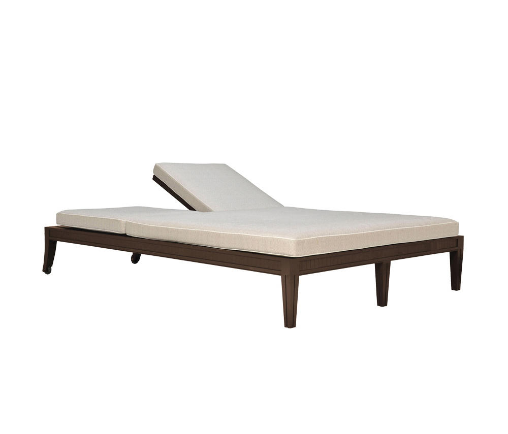 SAVANNAH DOUBLE CHAISE & designer furniture | Architonic