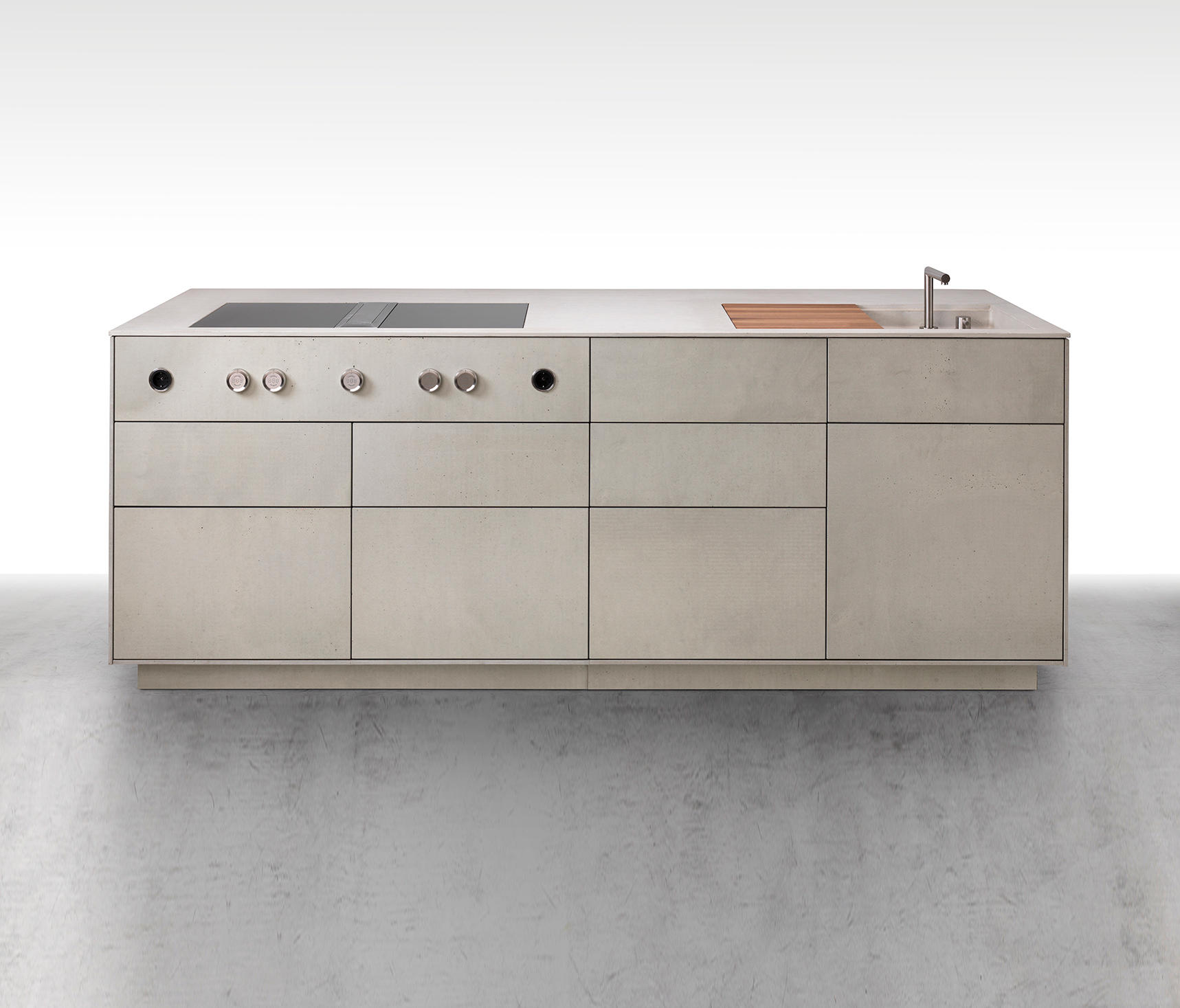 MILANO - Beton Platten von Dade Design AG concrete works Beton ...