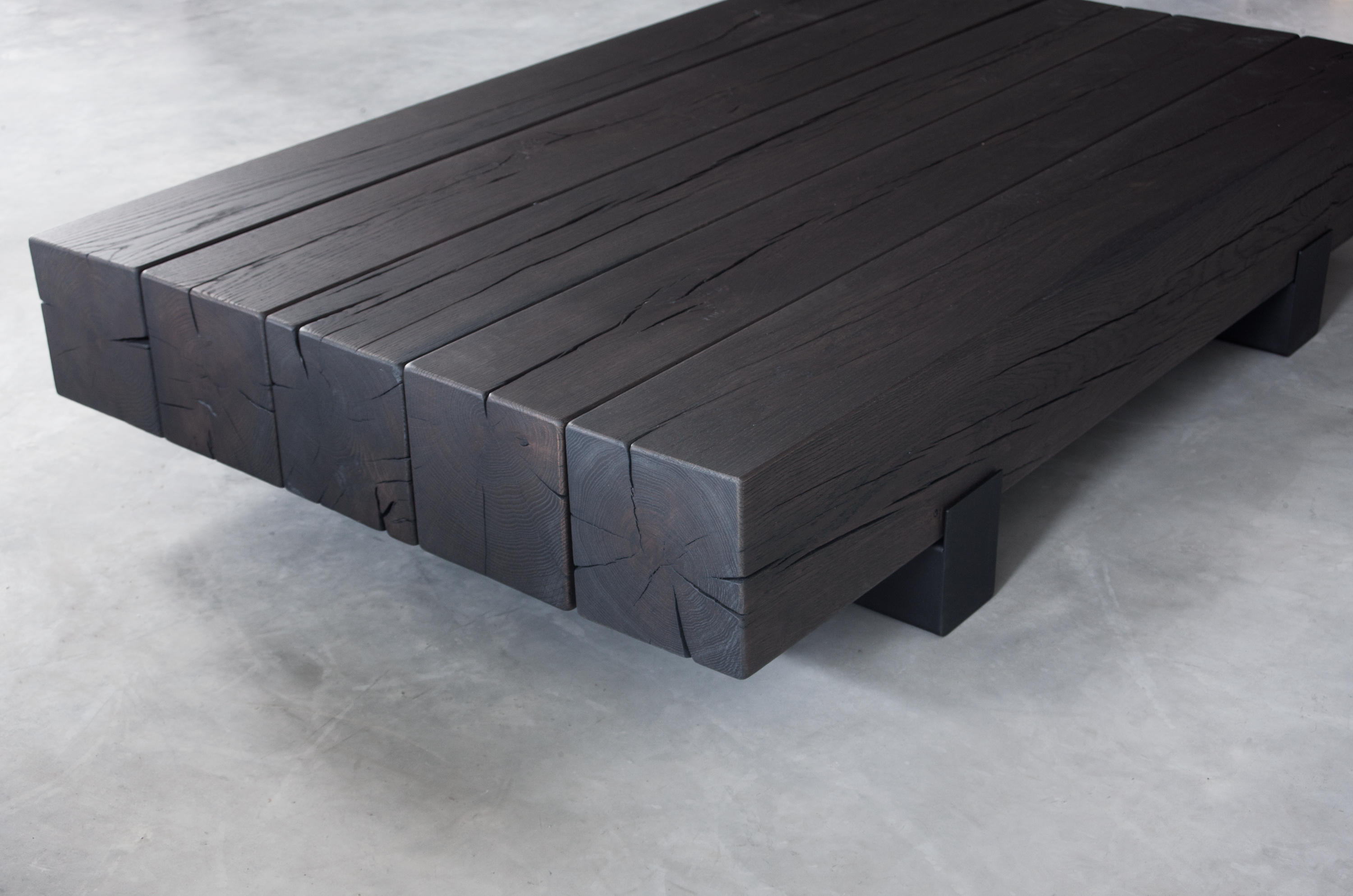 Material Coffee Table.Beam Coffee Table Coffee Tables From Van Rossum Architonic