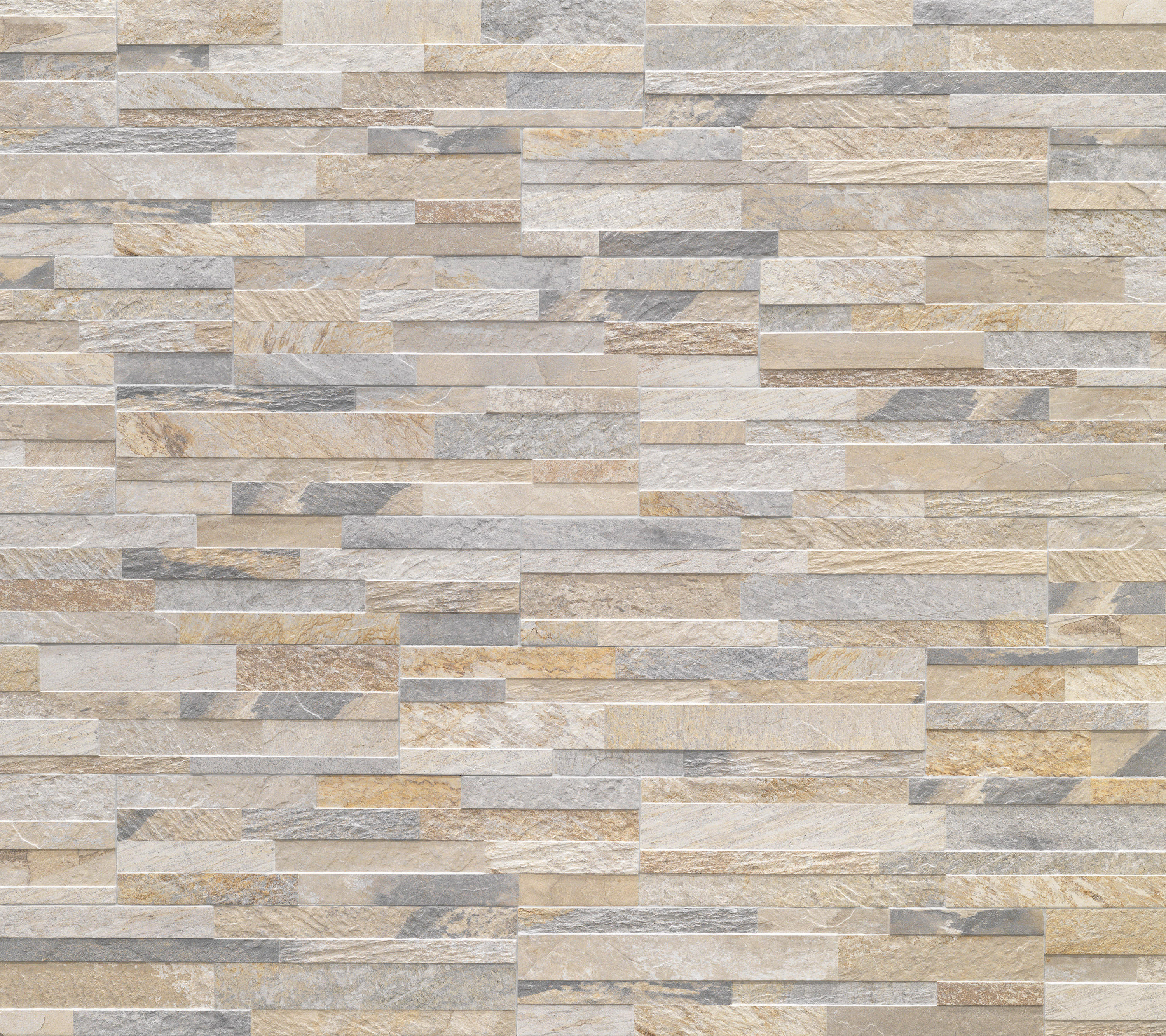 Cubics Beige Ceramic Tiles From
