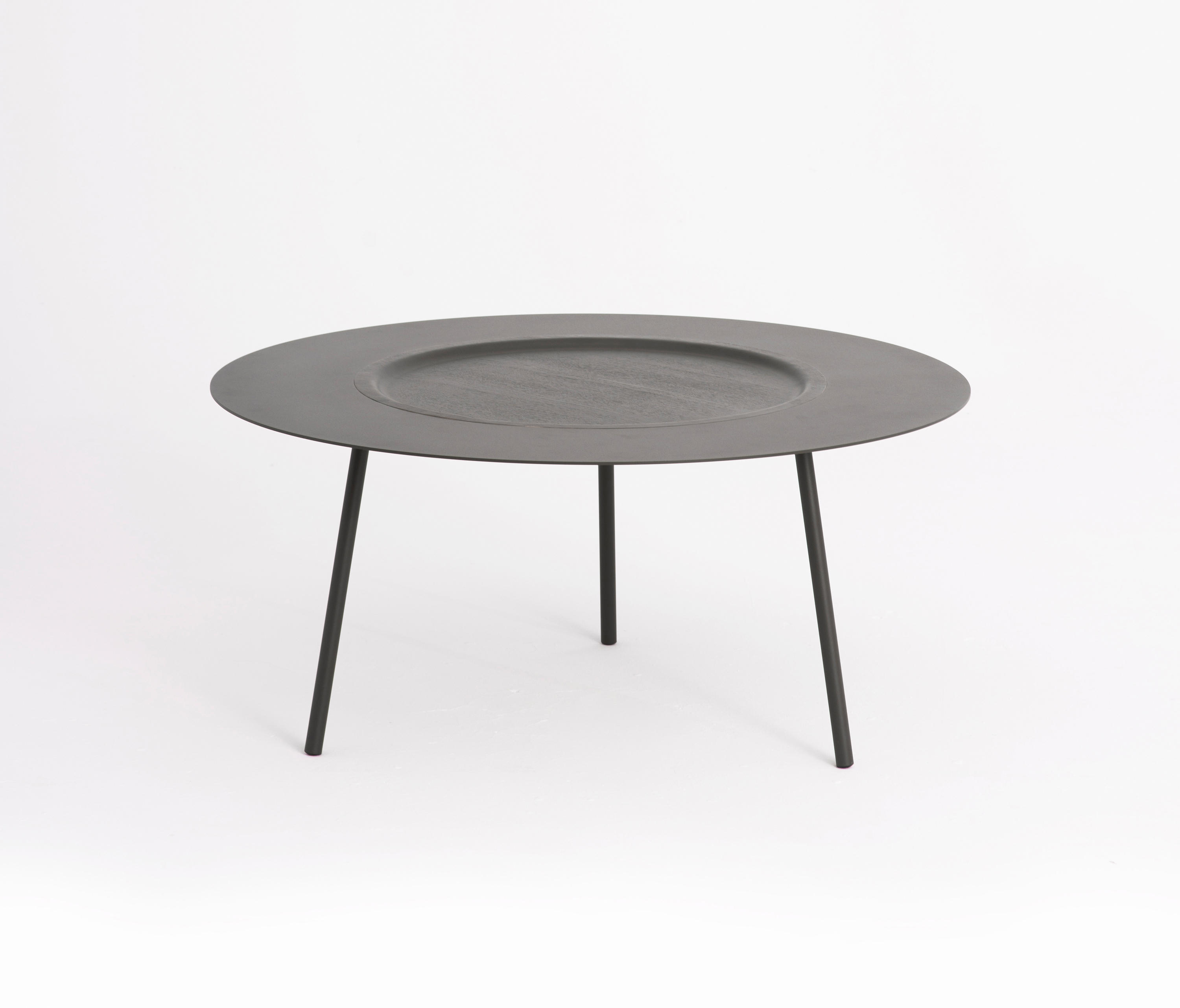 Remarkable Woodplate Coffee Table Big Grey Architonic Onthecornerstone Fun Painted Chair Ideas Images Onthecornerstoneorg
