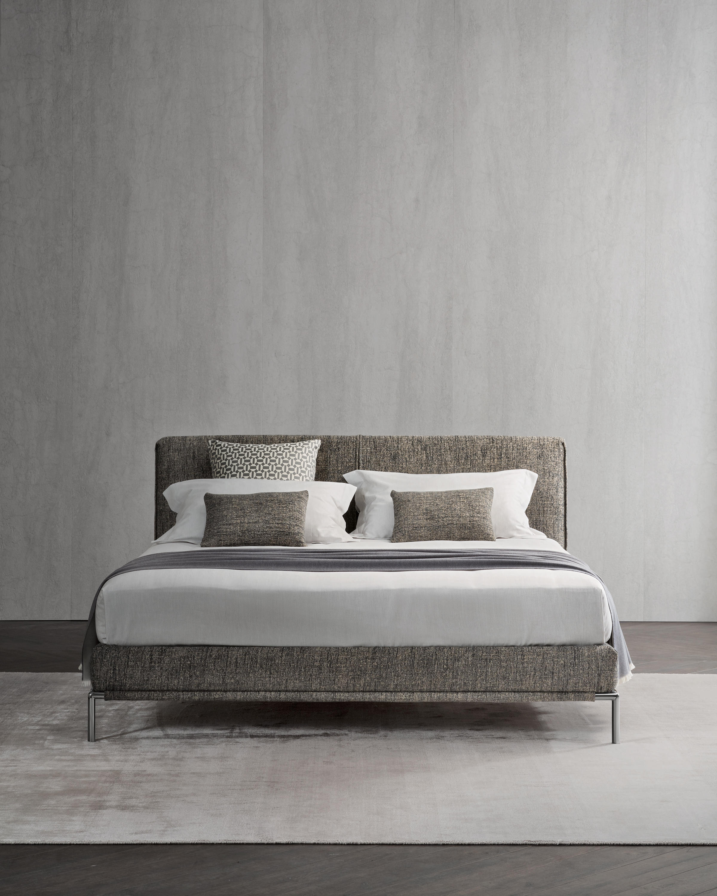 Divano Letto Flou Piazza Duomo.Icon Beds From Flou Architonic