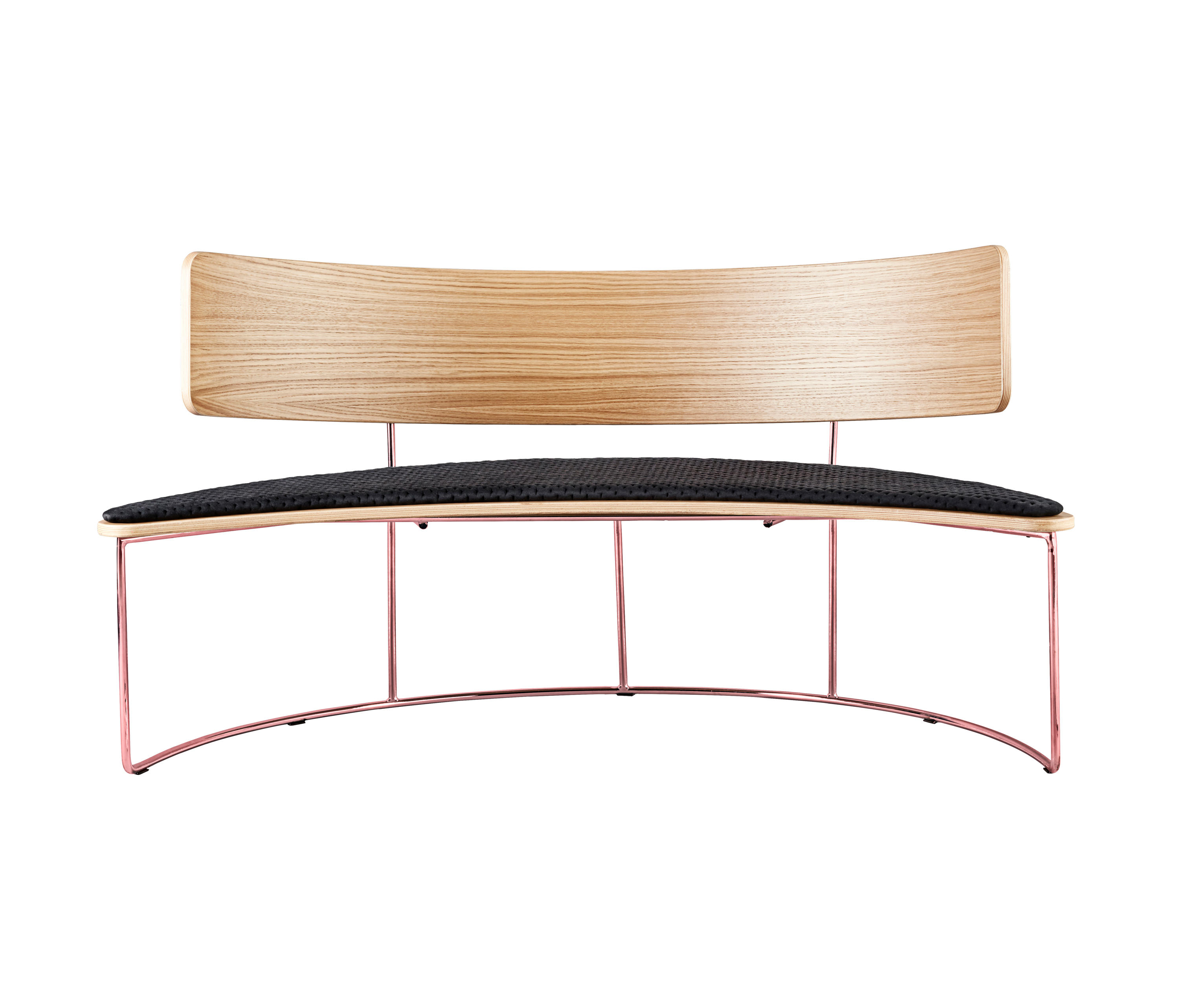 Boomerang Bench By Missana - Waiting Area Benches