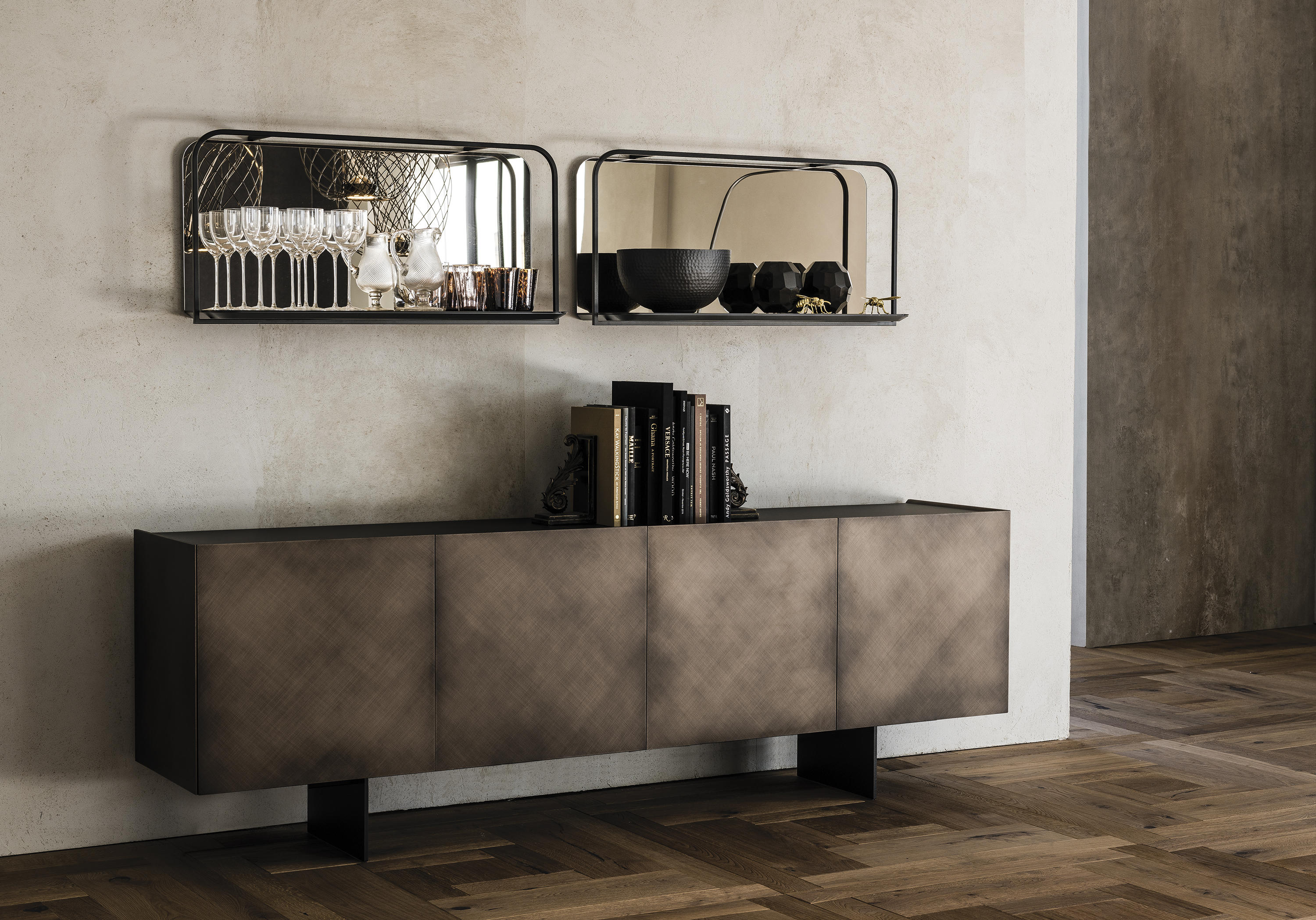 La Credenza En Español : Arizona sideboards kommoden von cattelan italia architonic