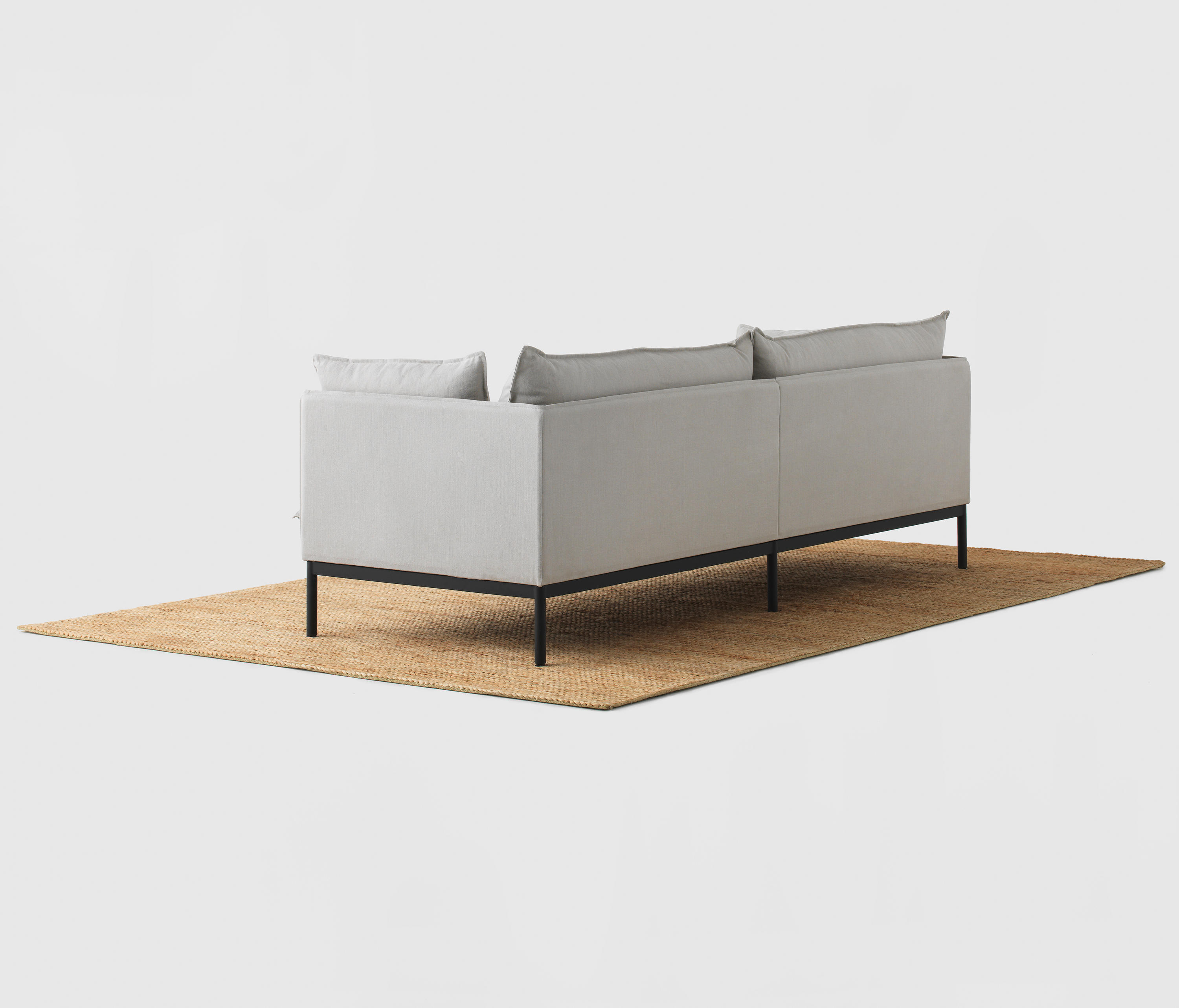 ... Carousel Sofa   Low Back By Resident | Sofas