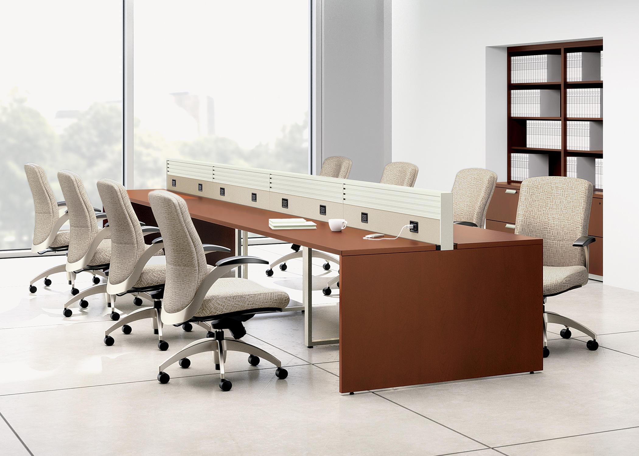 Epicenter Schreibtische Von National Office Furniture Architonic