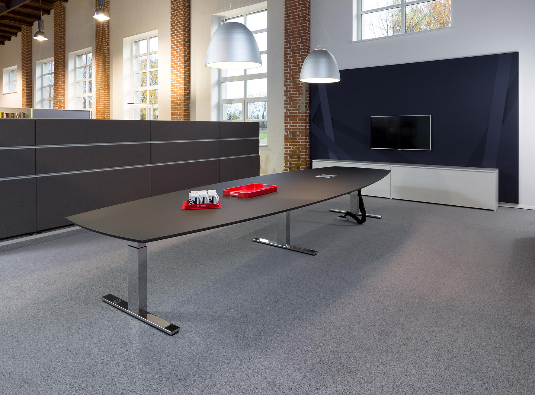 Winea Pro Conference Table Architonic