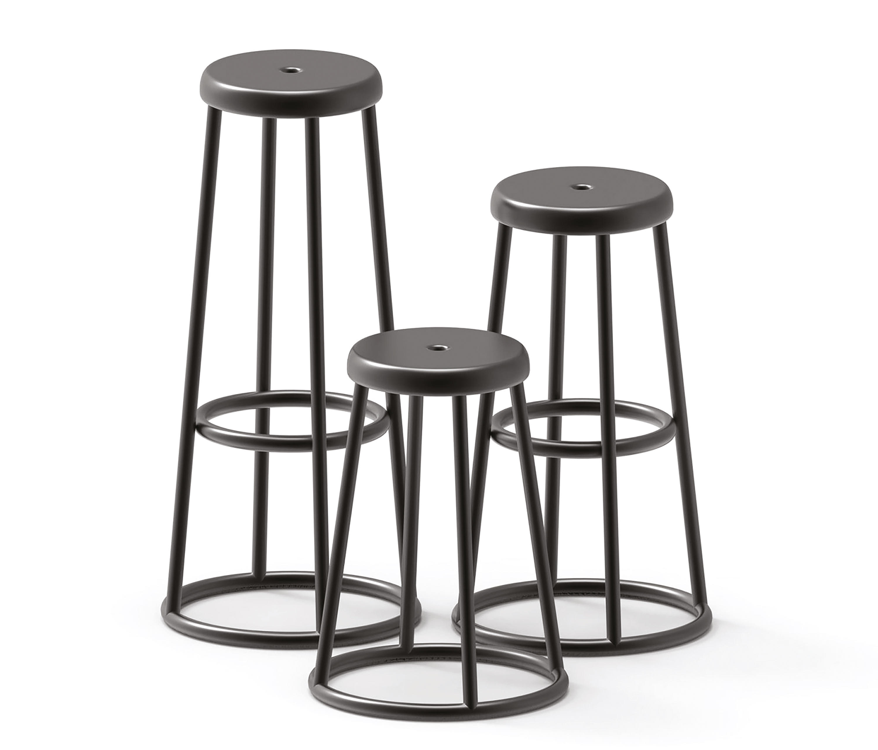 Industrial Stool Stools From Zeus Architonic