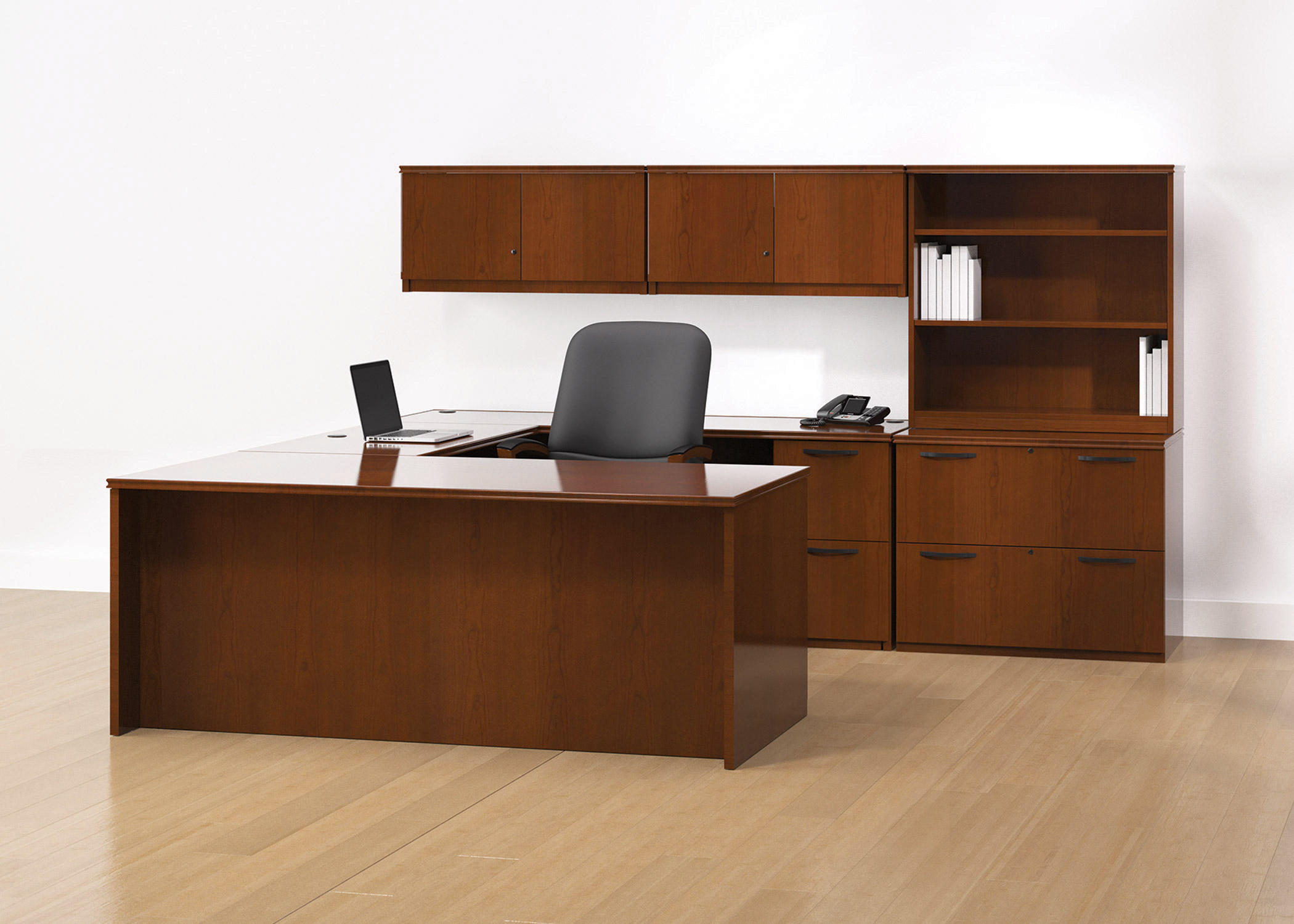 Flourish Desk Desks From National Office Furniture Architonic
