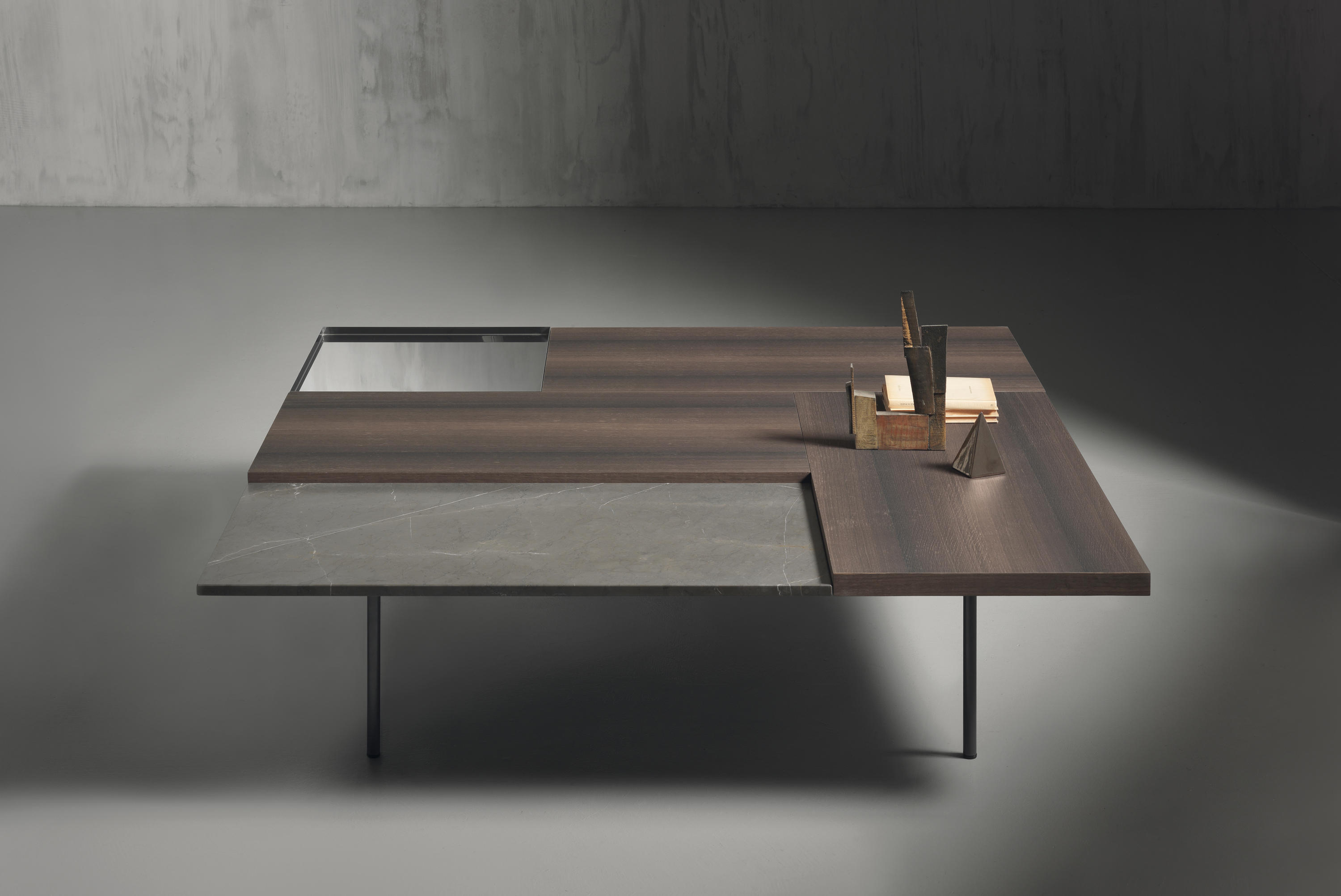 Material Coffee Table.Moodboard Lowtable Dining Tables From Acerbis Architonic