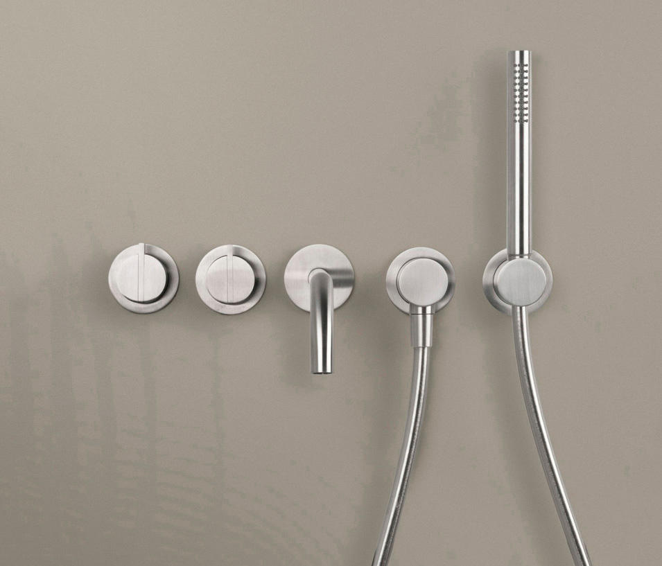 PB SET24 THERM   COMPLETE THERMOSTATIC BATH SET - Shower controls ...
