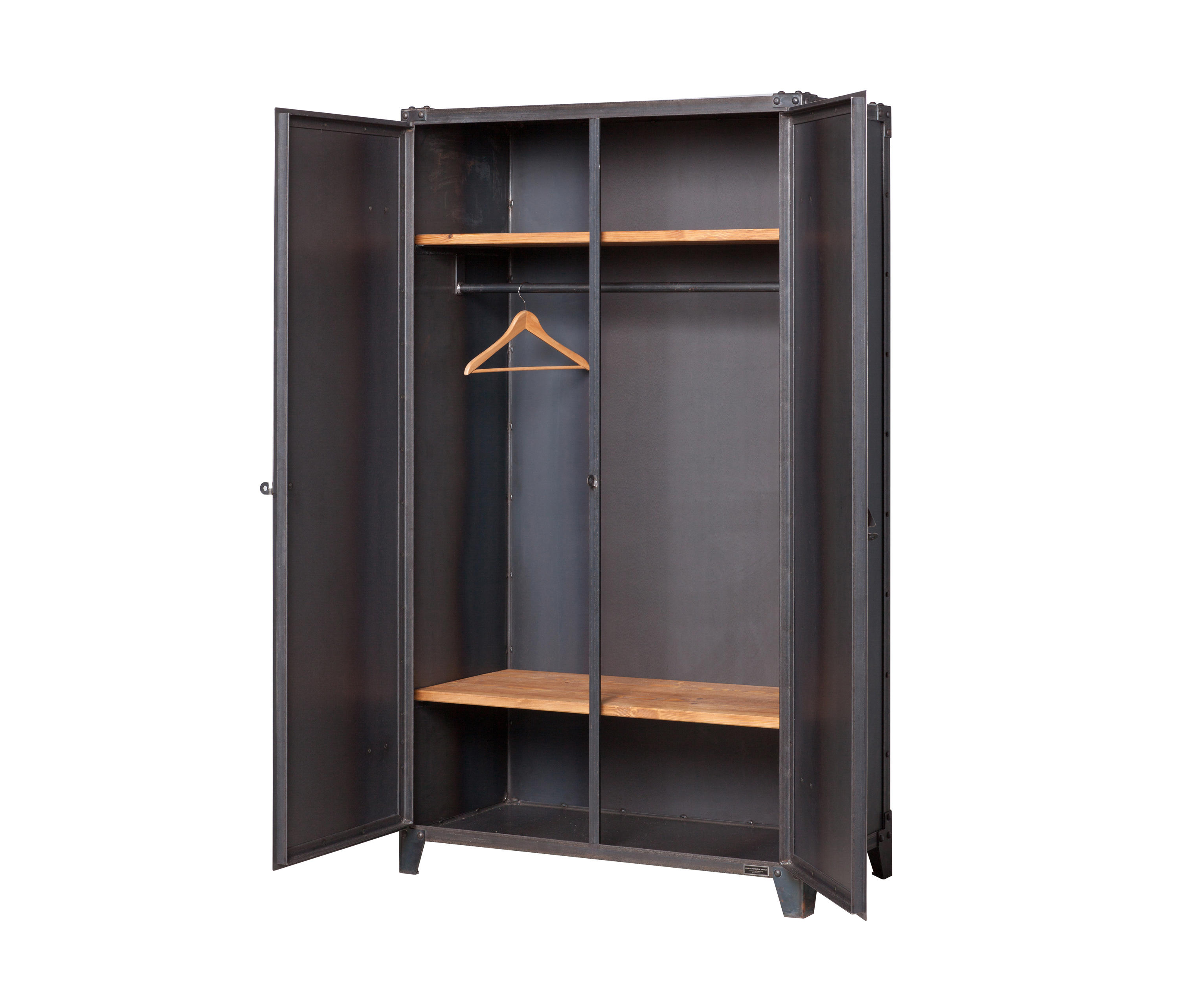 Clothes Cabinet Px 2 Steel By Noodles Cabinets