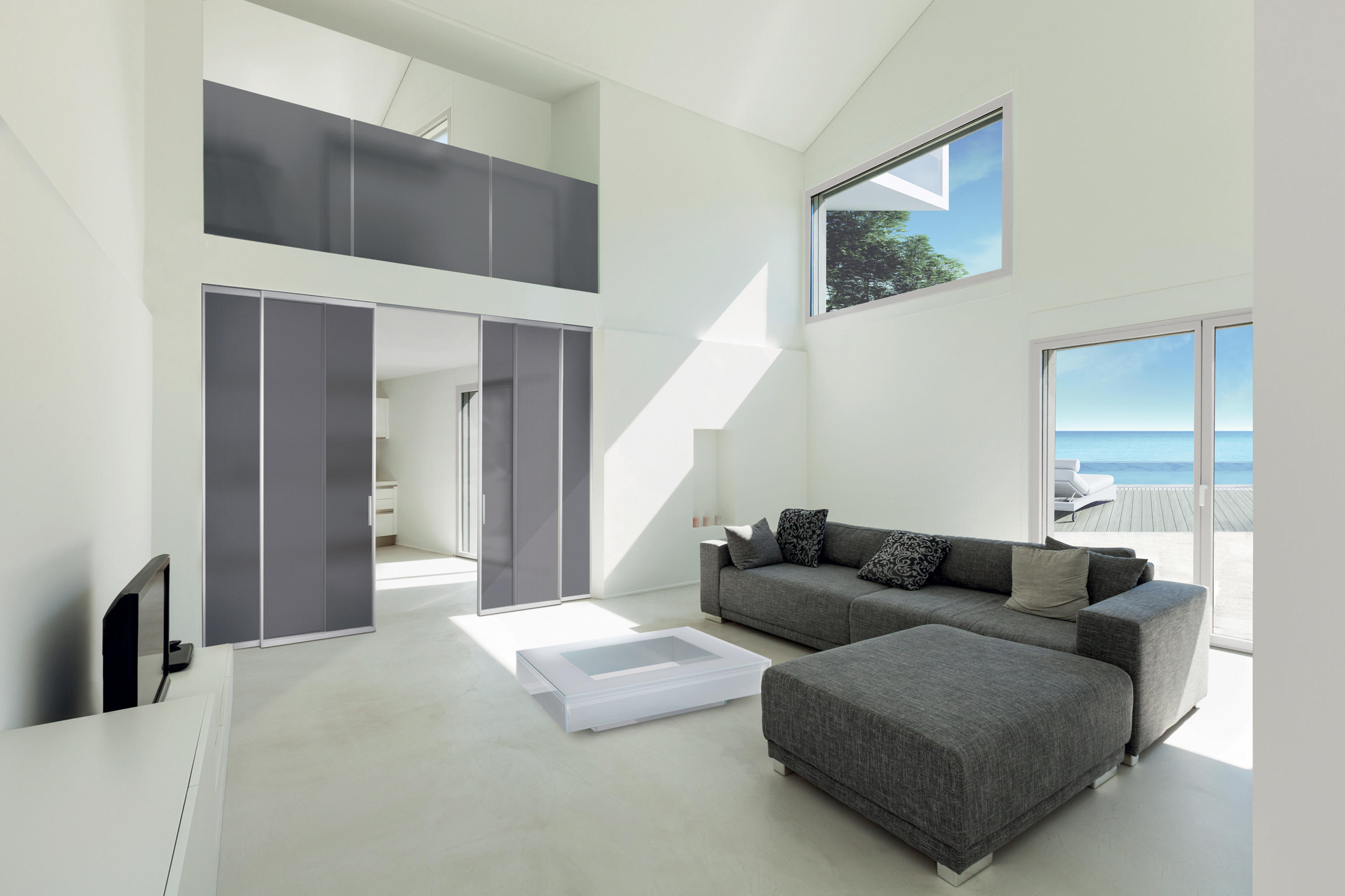I frame sliding door rete by casali internal doors