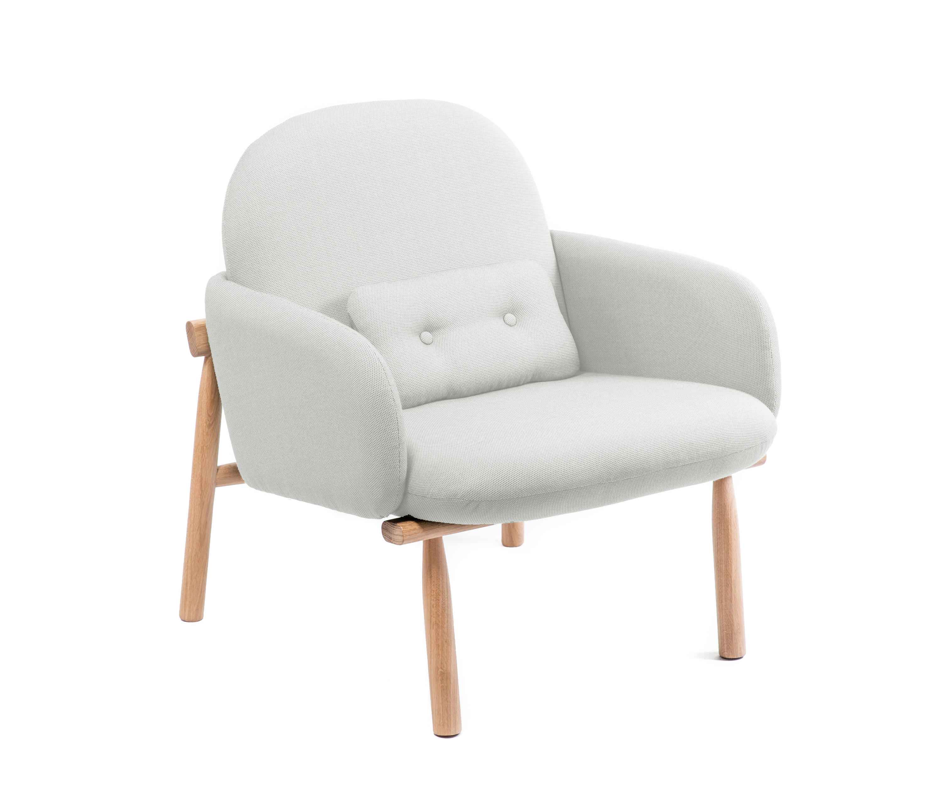 Armchair Georges, Light Grey By Hartô | Armchairs ...