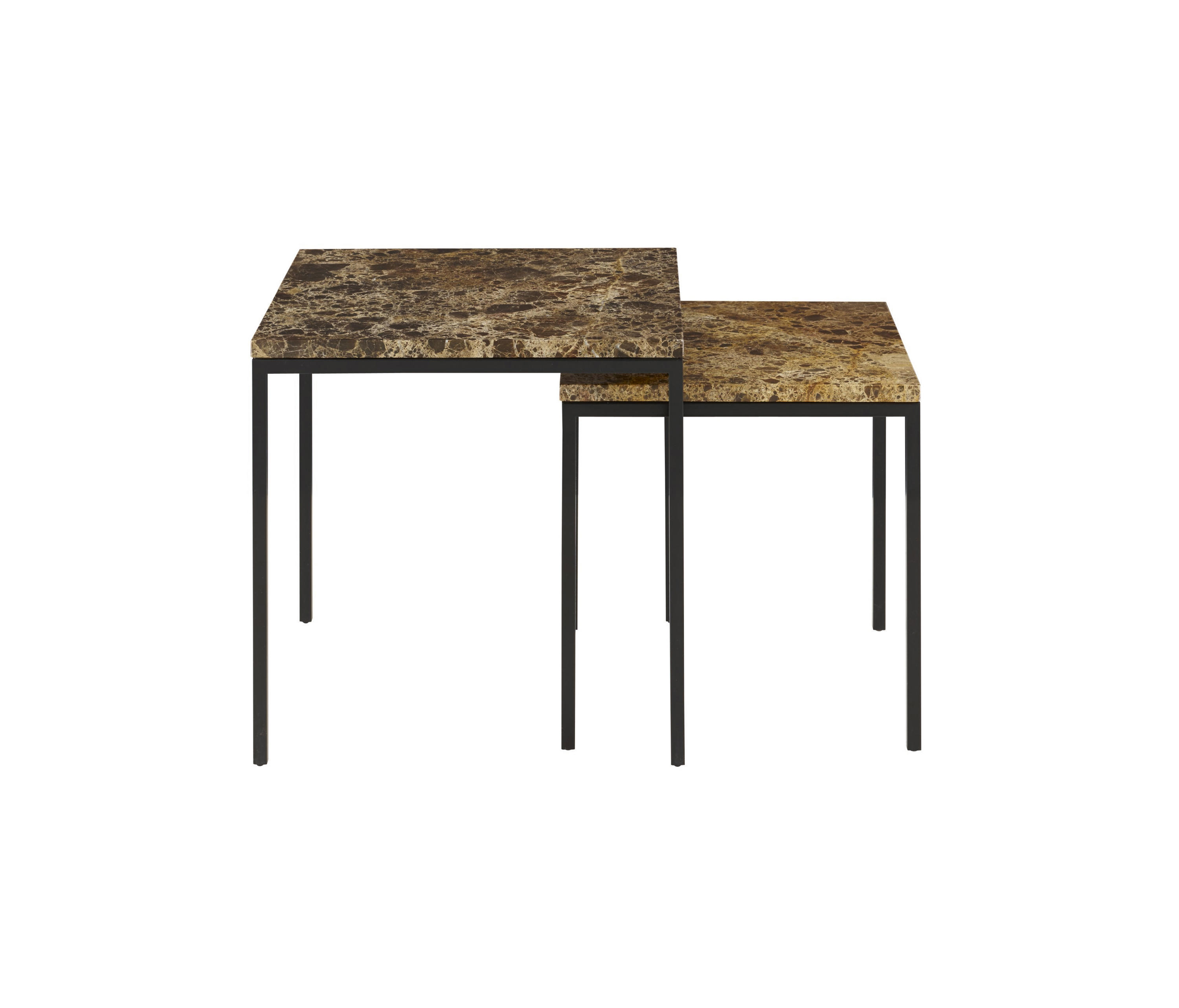 AMADORA | OCCASIONAL TABLE LARGE CORSÉ - Side tables from Ligne ...
