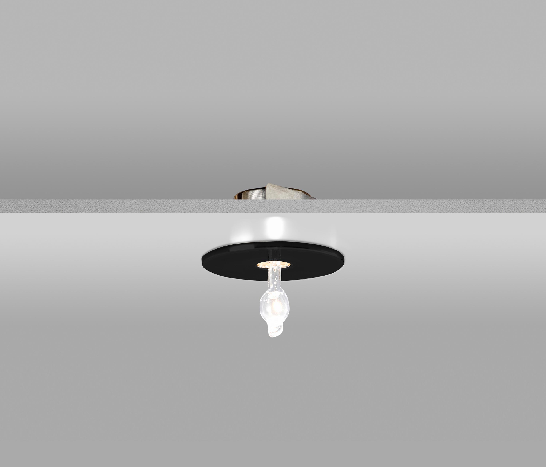 Mini Starlight Black 2900k Recessed Ceiling Lights From