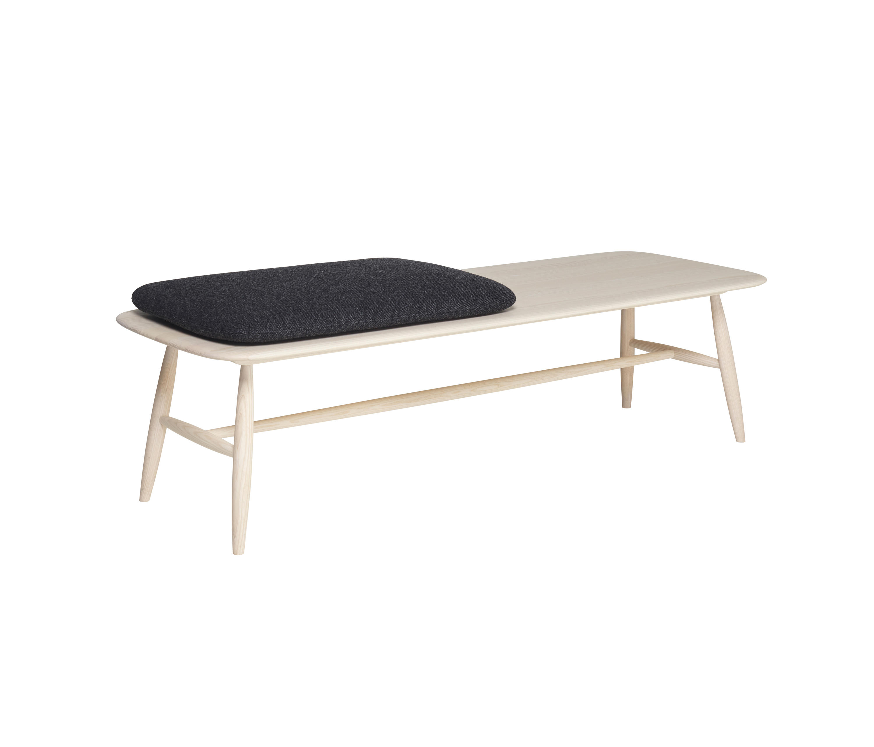 Von Bench With Pad Mobilier Design Architonic