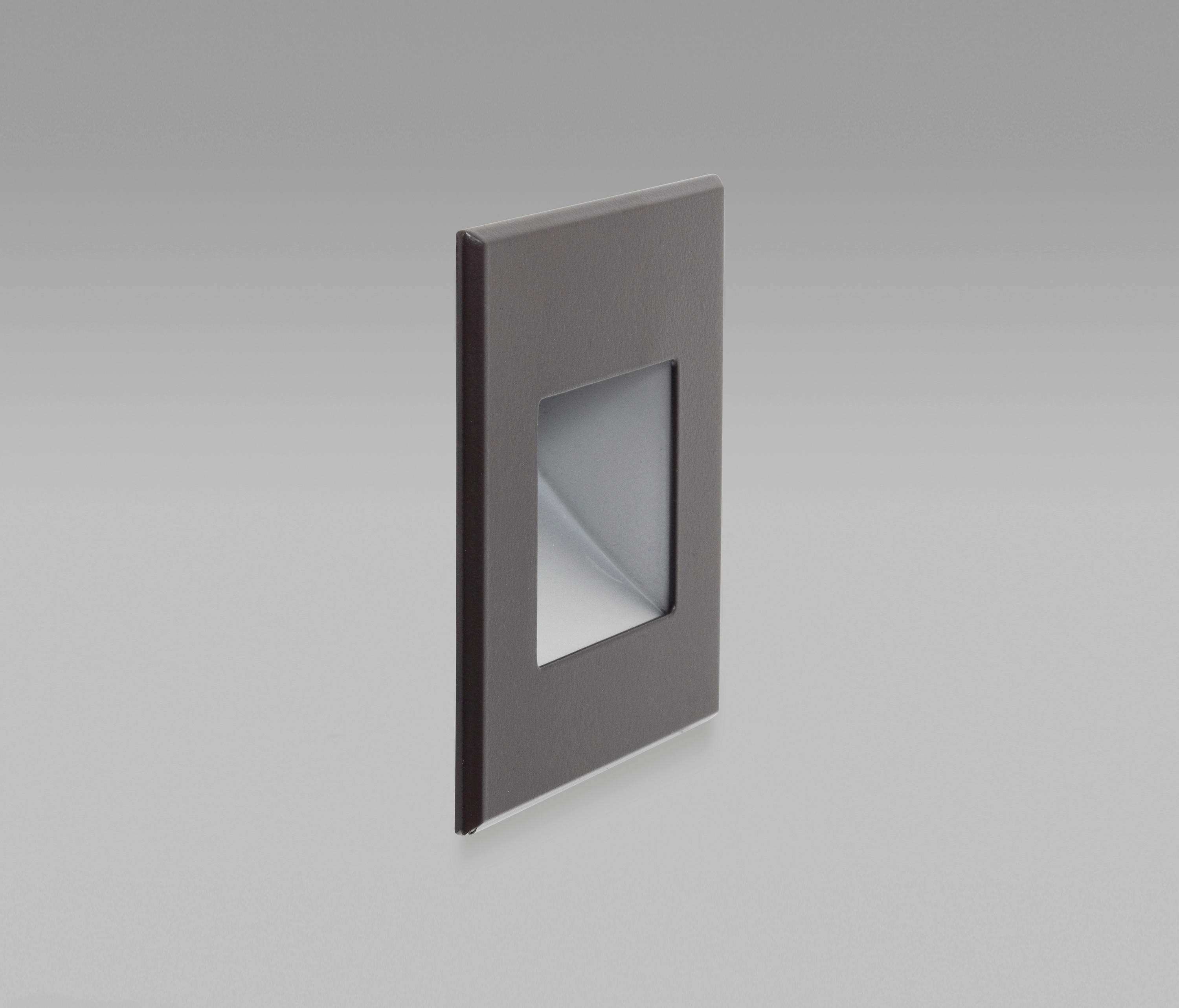 Sirolo Black 2700k Recessed Wall Lights From John Cullen