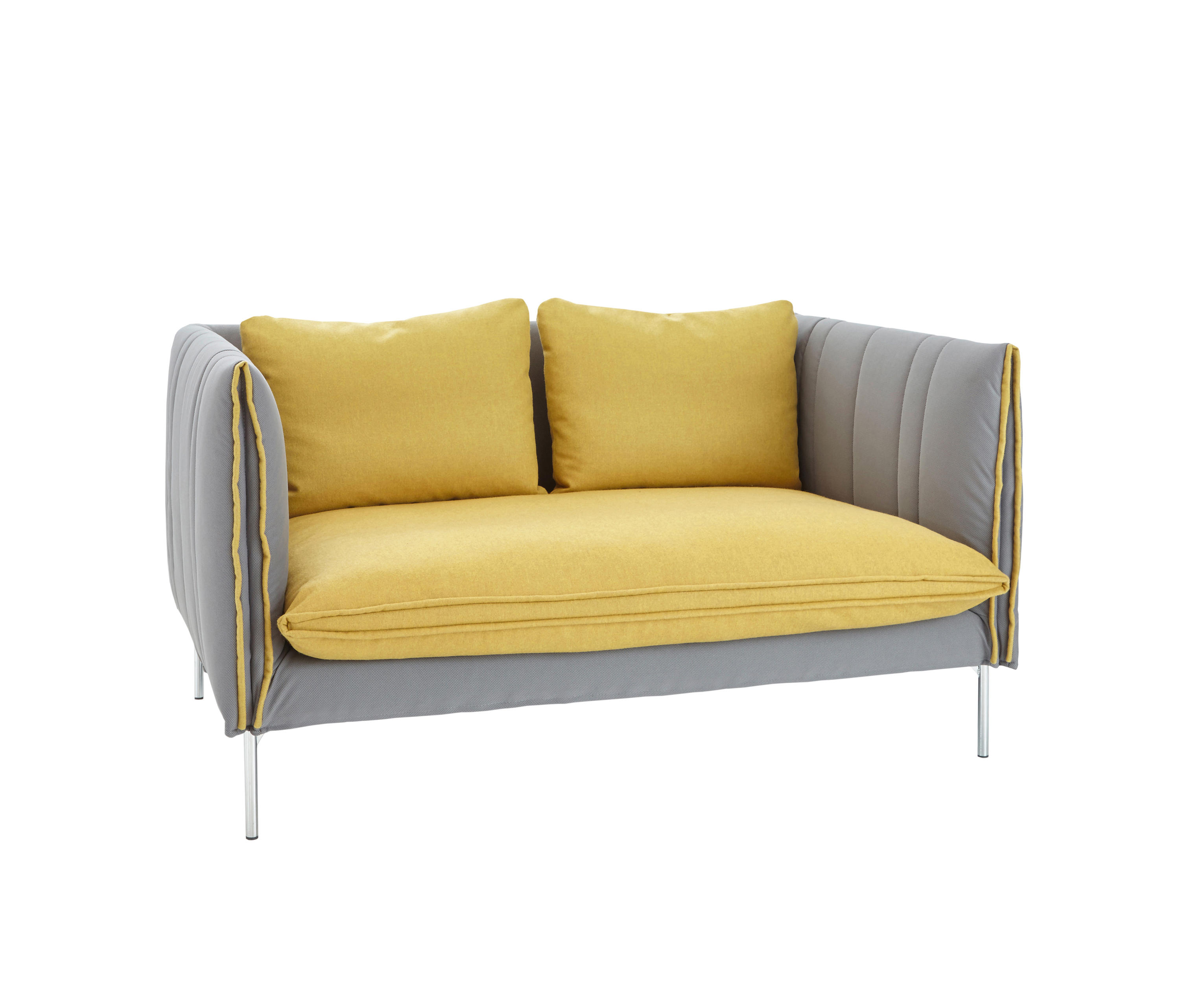 fourtytwo 2 seater low back sofas from smv sitz objektm bel architonic