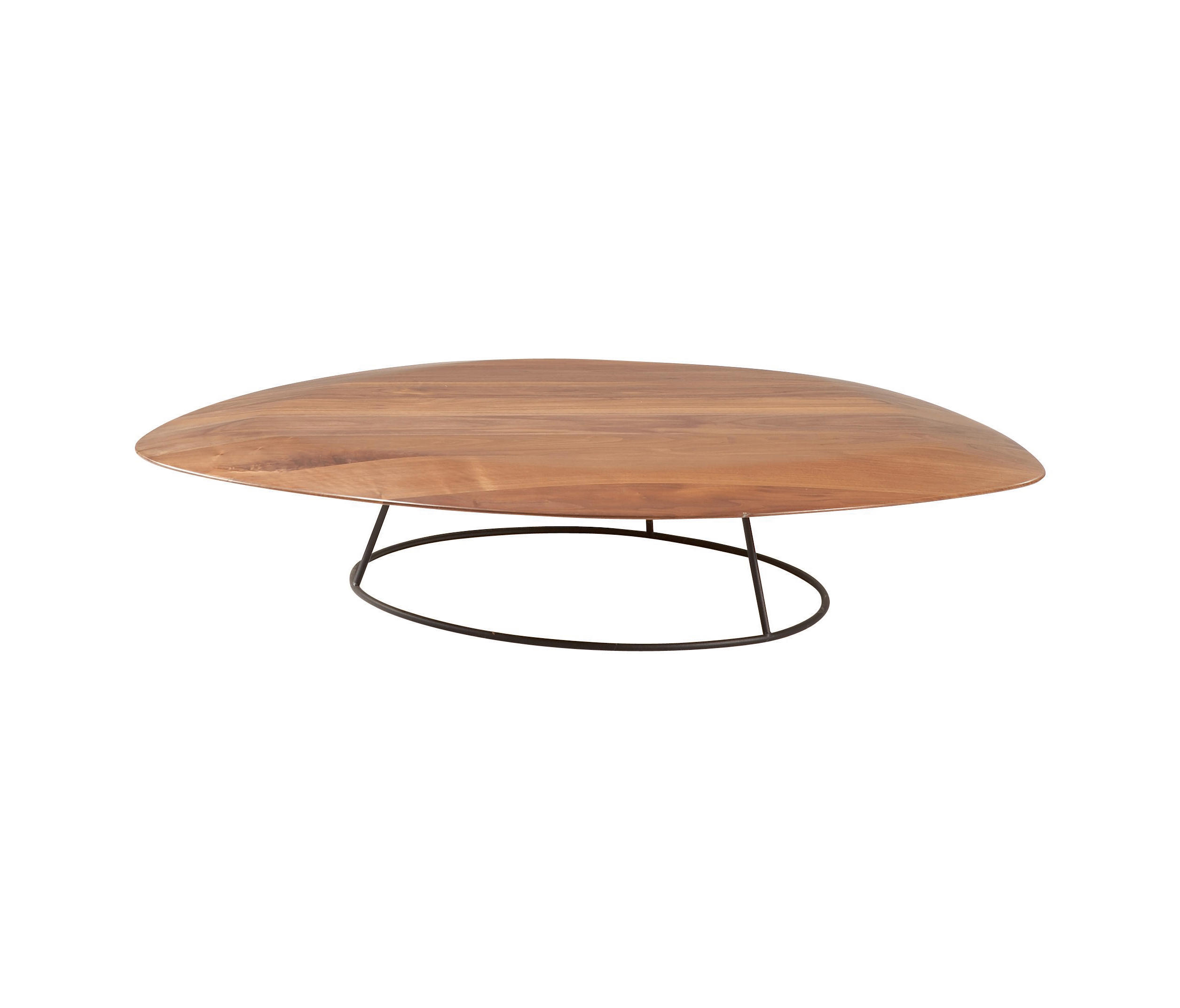 Pebble Low Table Convex Top By Ligne Roset Coffee Tables