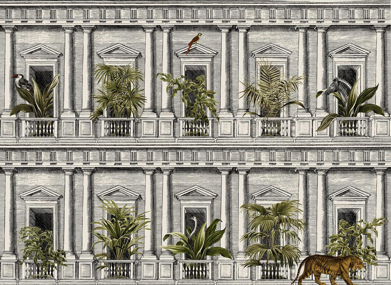 Urban Jungle Revetements Muraux Papiers Peint De Wallpepper