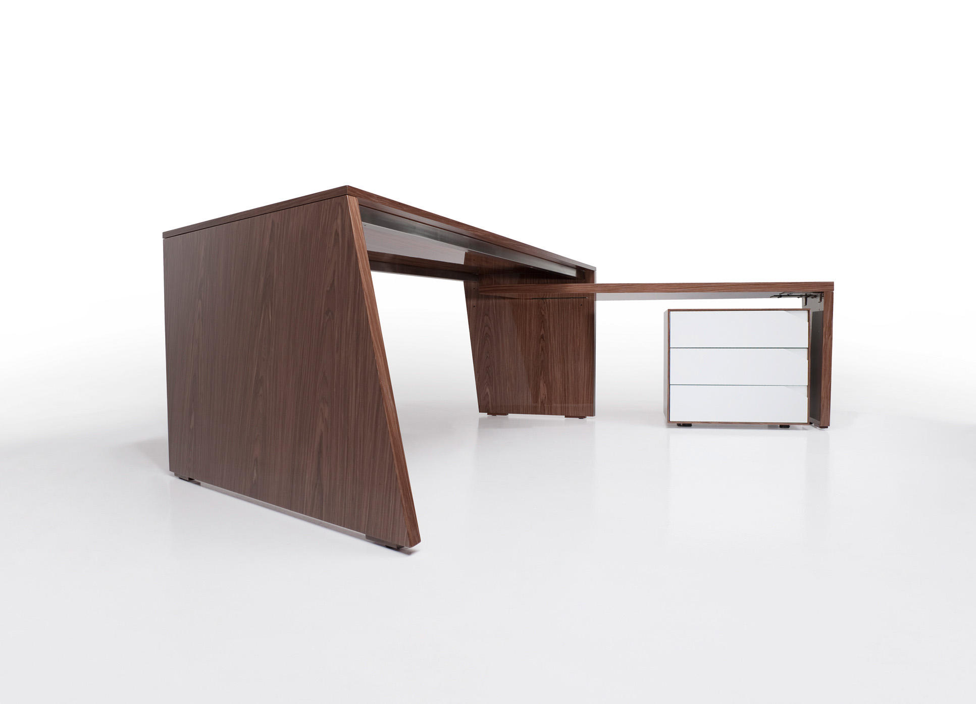 Origami Executive Desk Desks From Guialmi Architonic