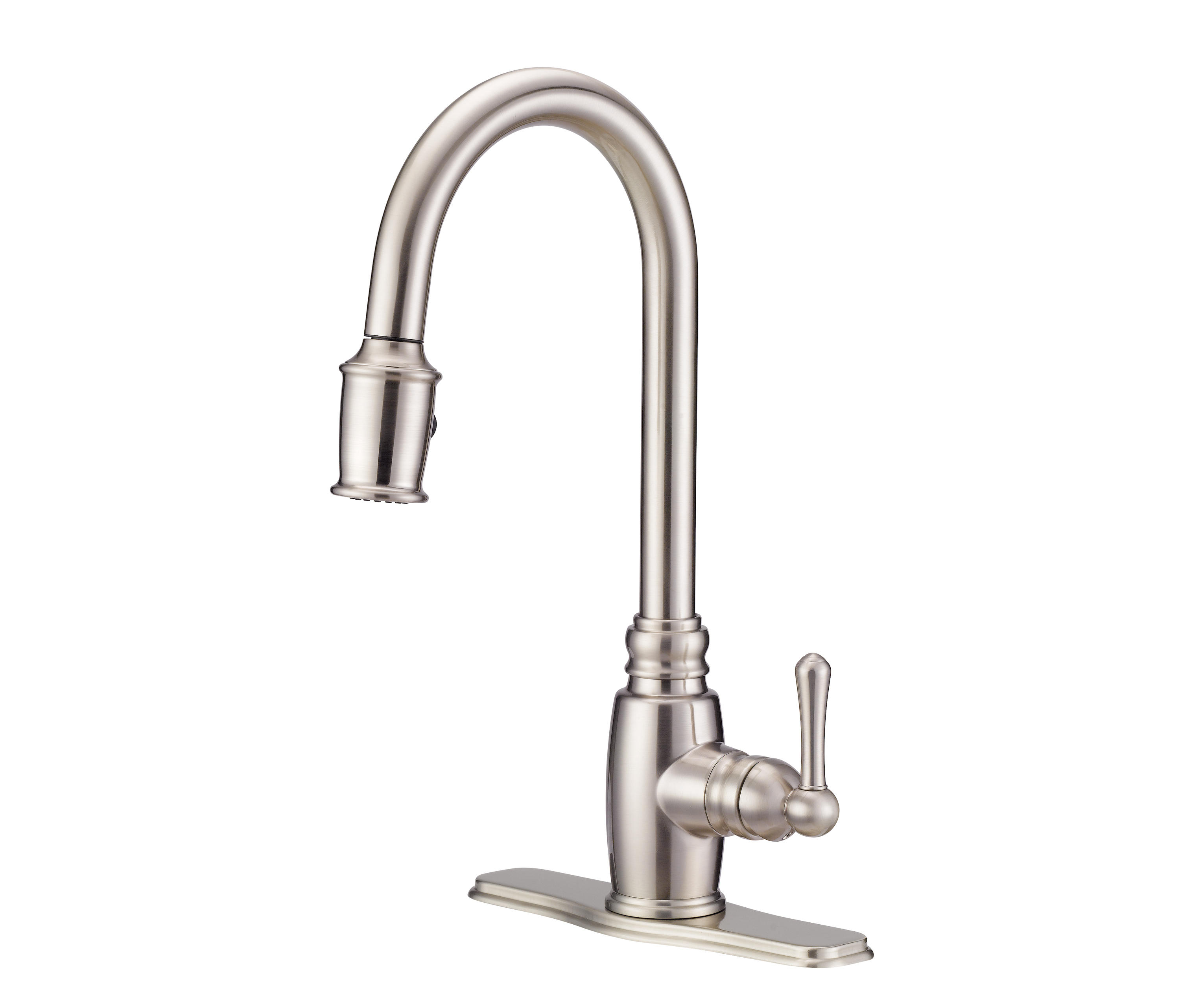 PULL-DOWN KITCHEN FAUCET - Kitchen Taps From