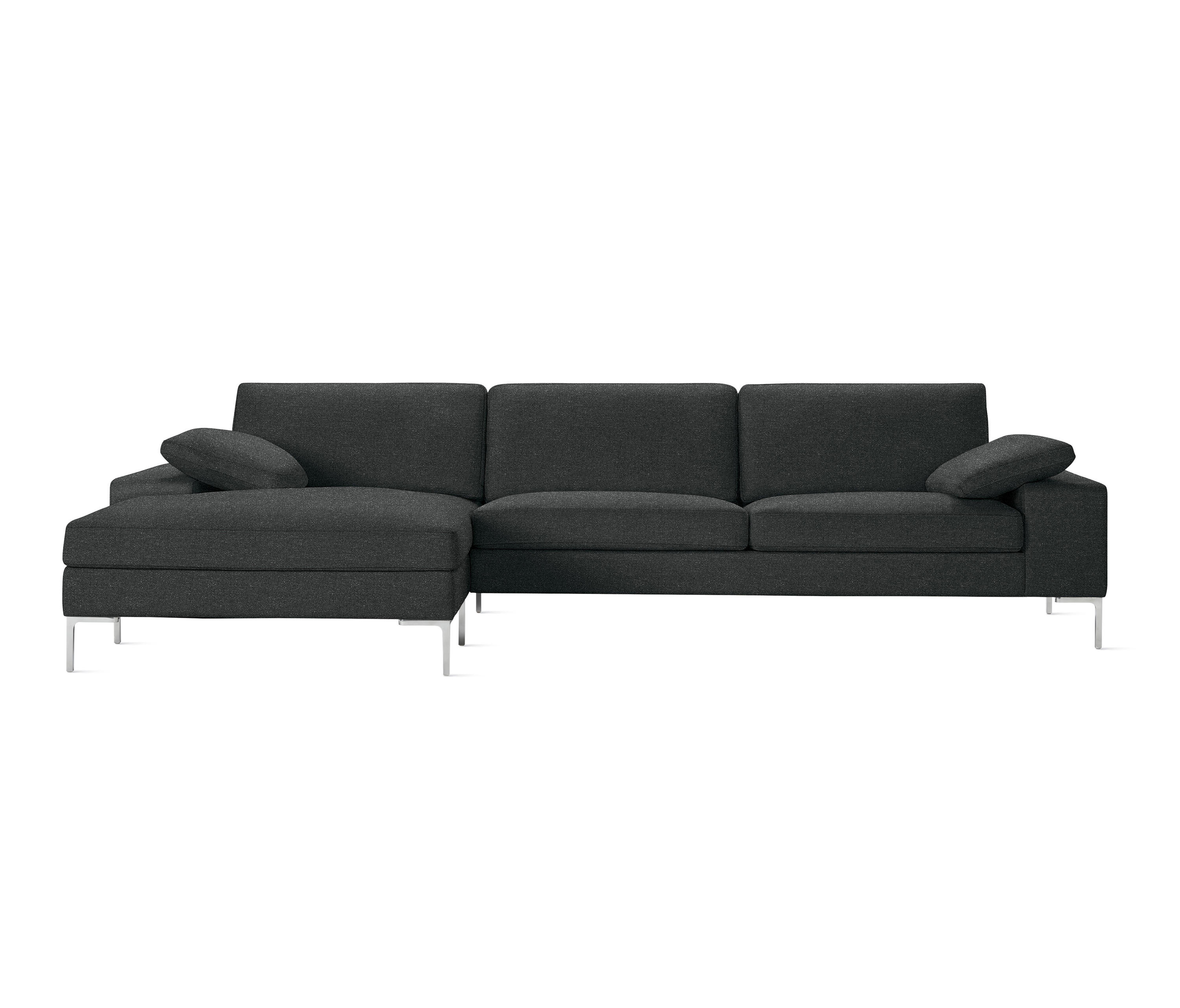 Arena Sectional With Chaise By Design Within Reach Sofas