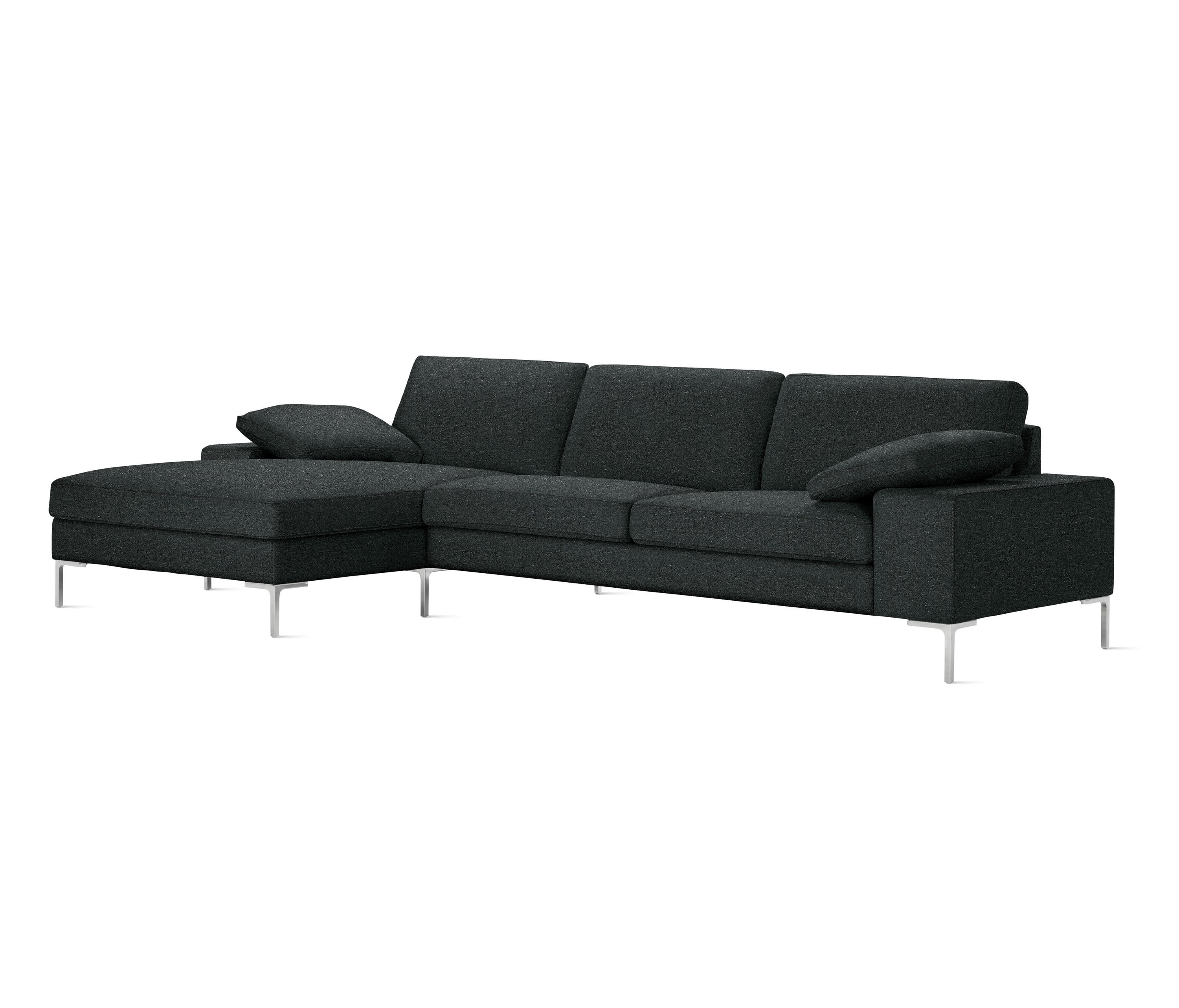Arena Sectional With Chaise Architonic