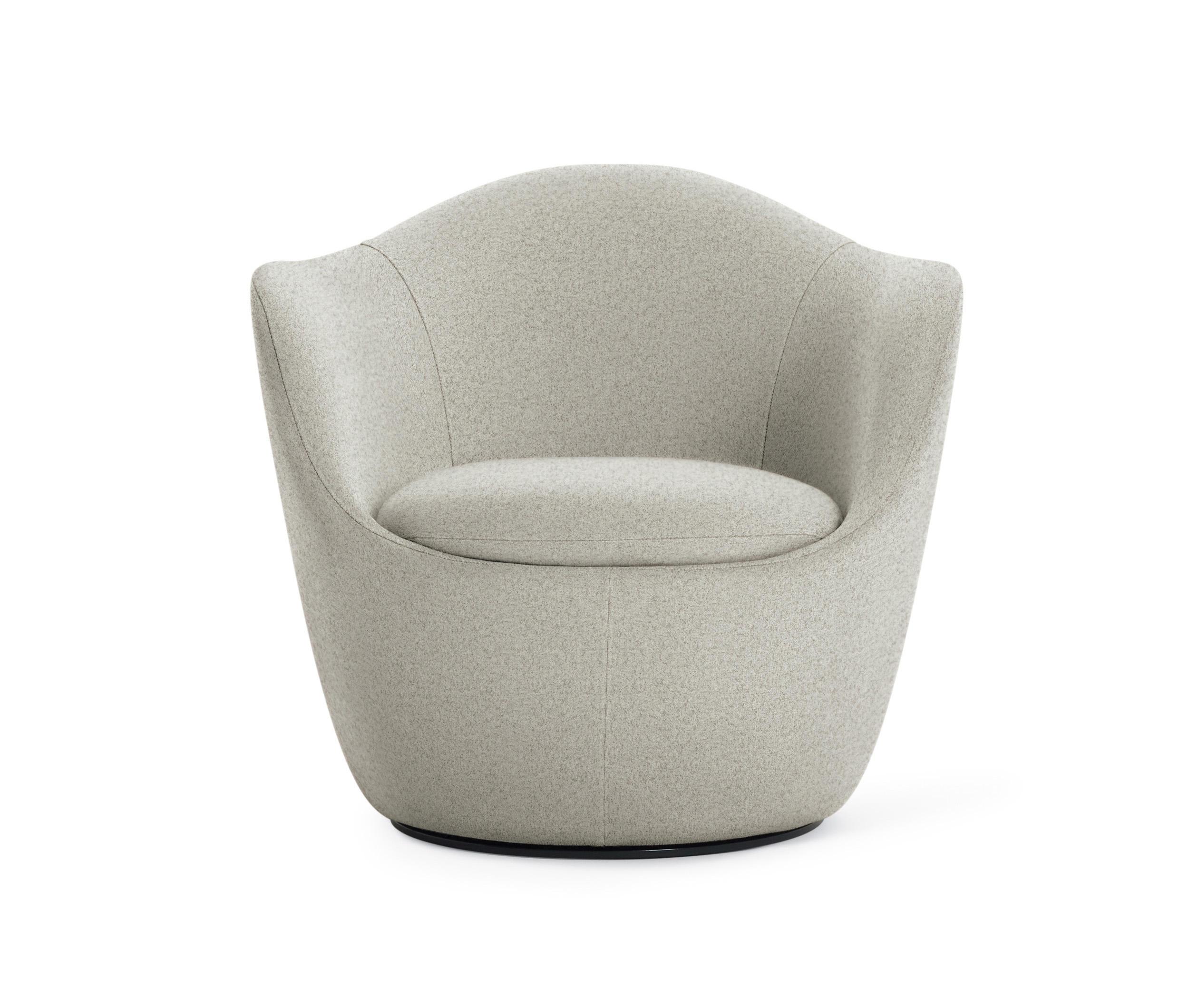 Wondrous Lina Swivel Chair Designer Furniture Architonic Dailytribune Chair Design For Home Dailytribuneorg