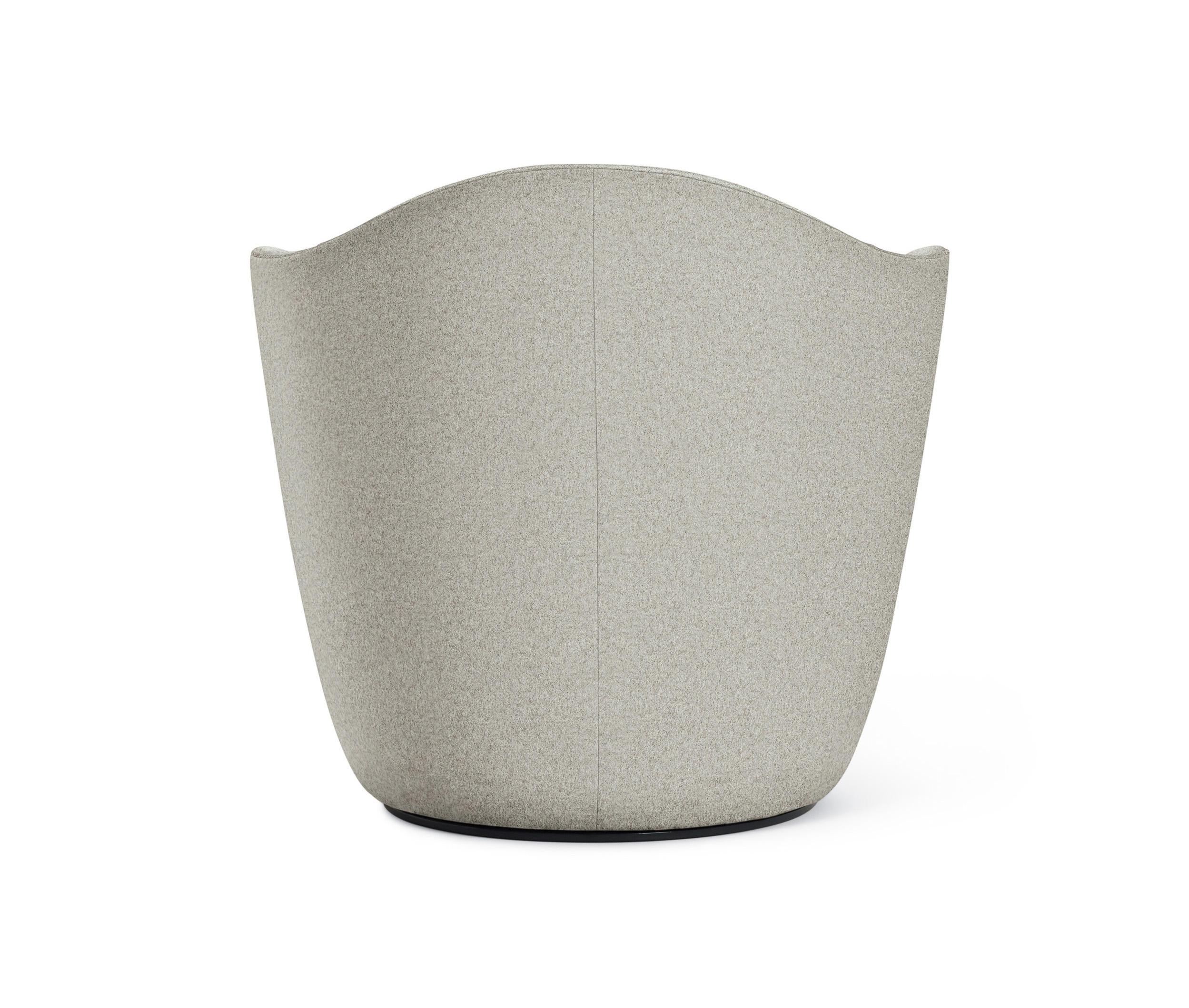Lina Swivel Chair Designer Furniture Architonic