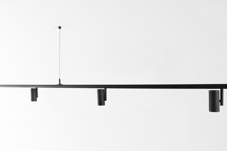 Modular Nomad Lamp : Pista mÉdard track suspension pendelleuchten von modular