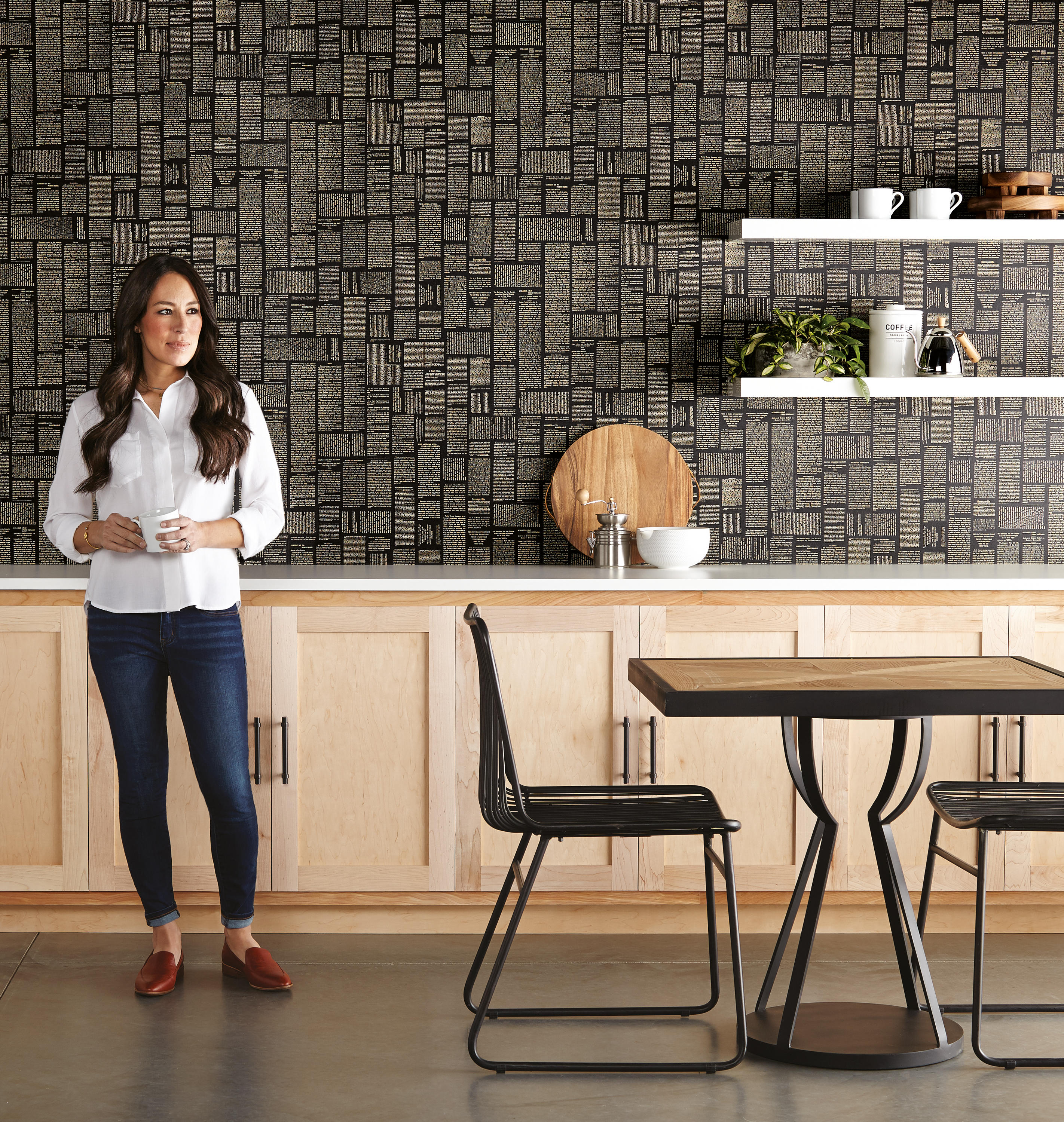 Commercial Wallpapers: MAGNOLIA HOME BY JOANNA GAINES COMMERCIAL WALLCOVERINGS