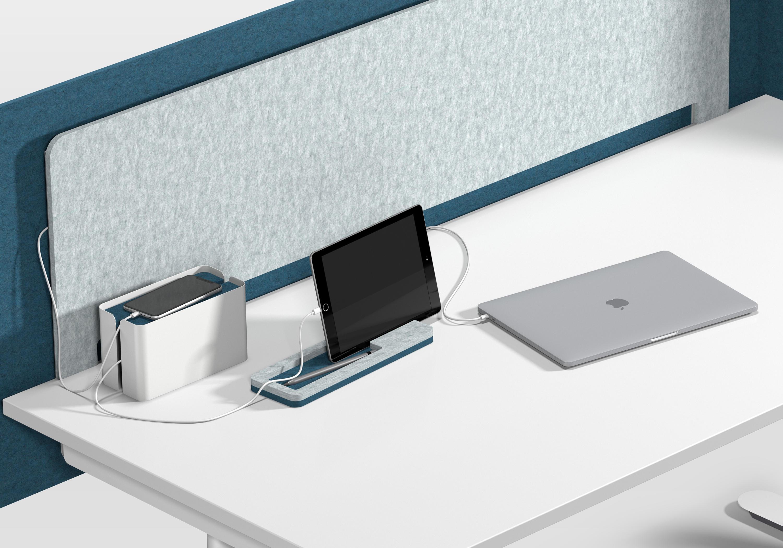 Frame Tischpaneel Tischpaneele Von Fleischer Büromöbelwerk