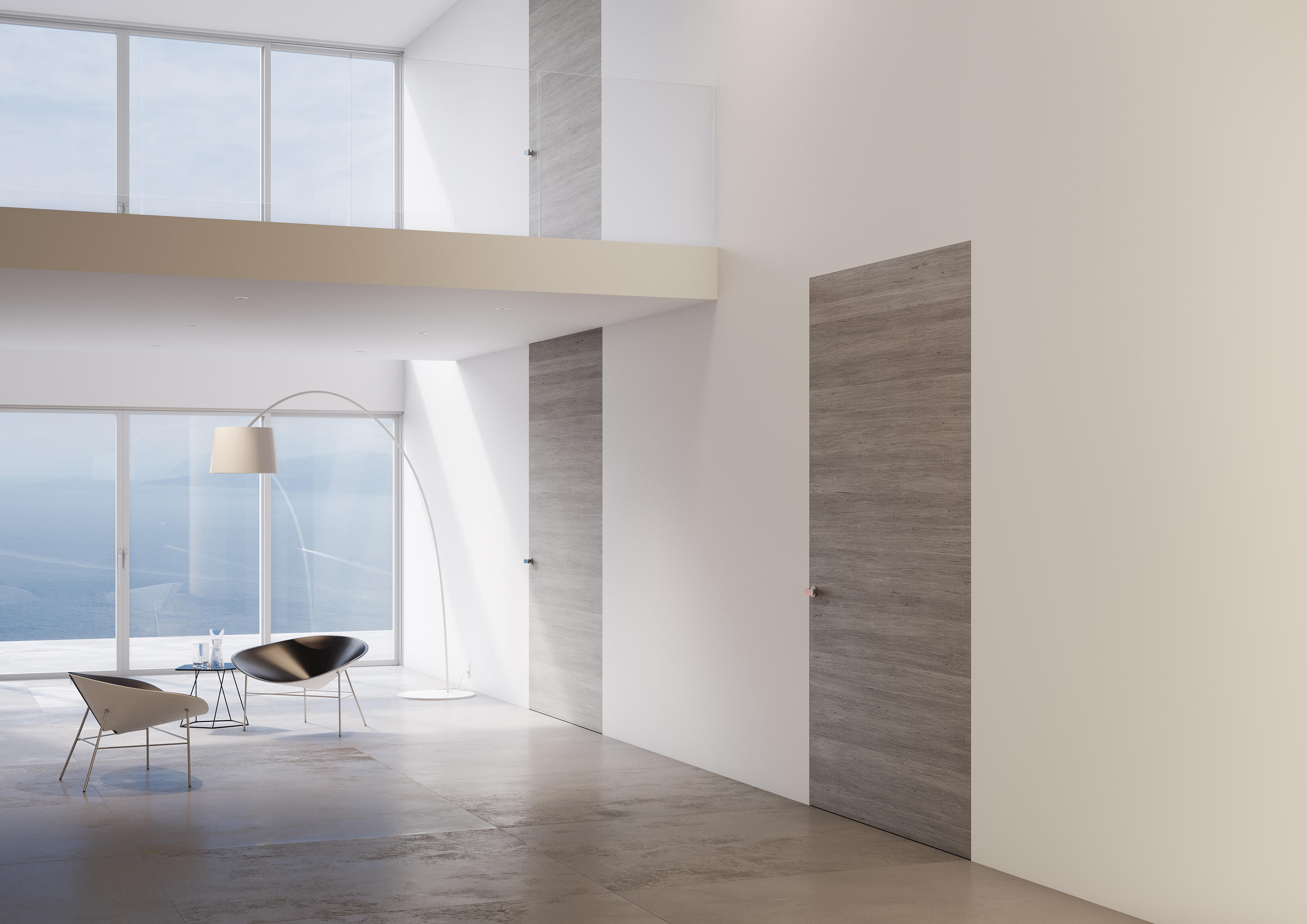 L Invisibile Porte A Scomparsa.Alba Porta Battente Porte Interni Linvisibile Architonic