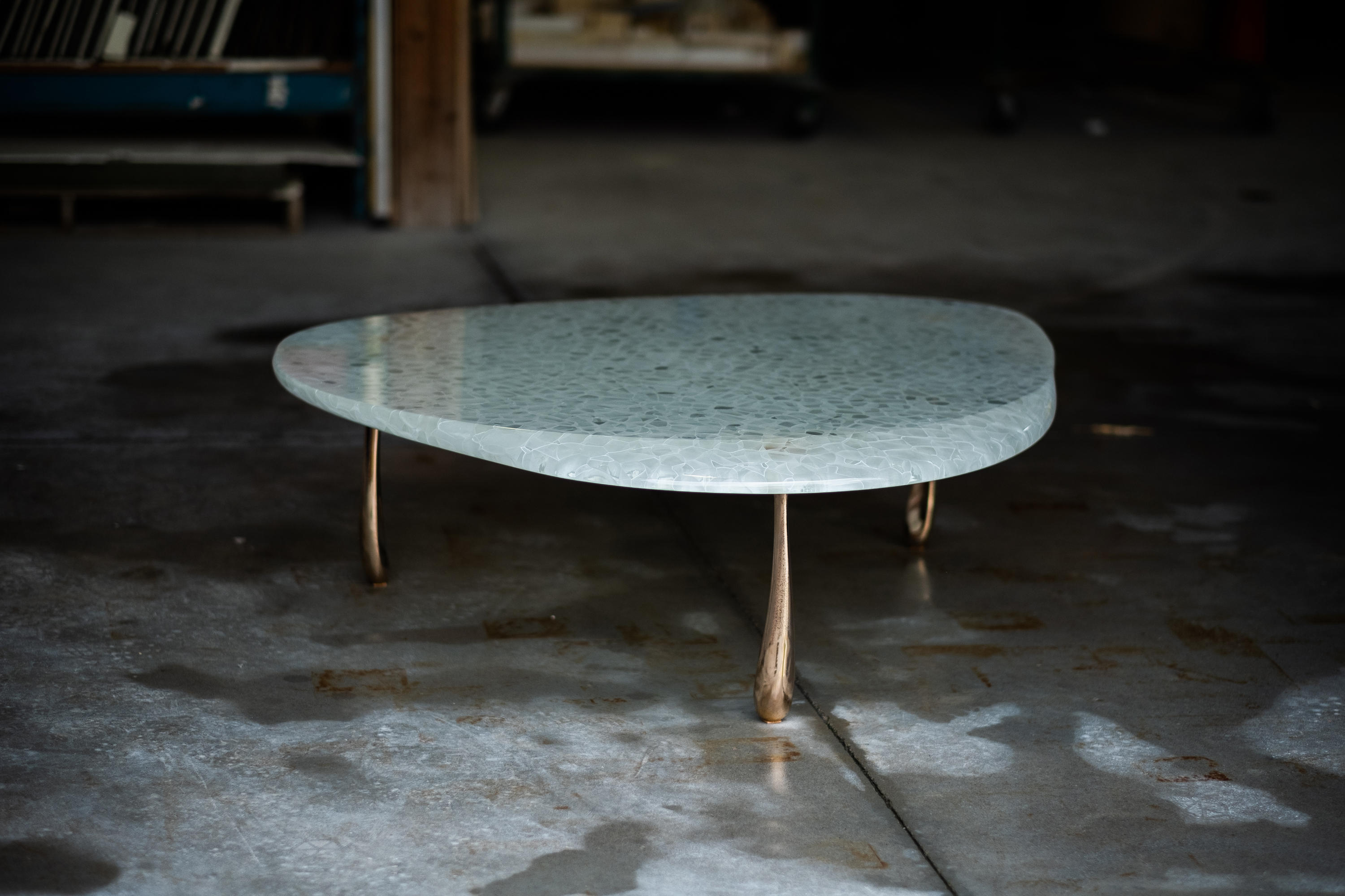 Mura Table Low Coffee Tables From Stacklab Architonic