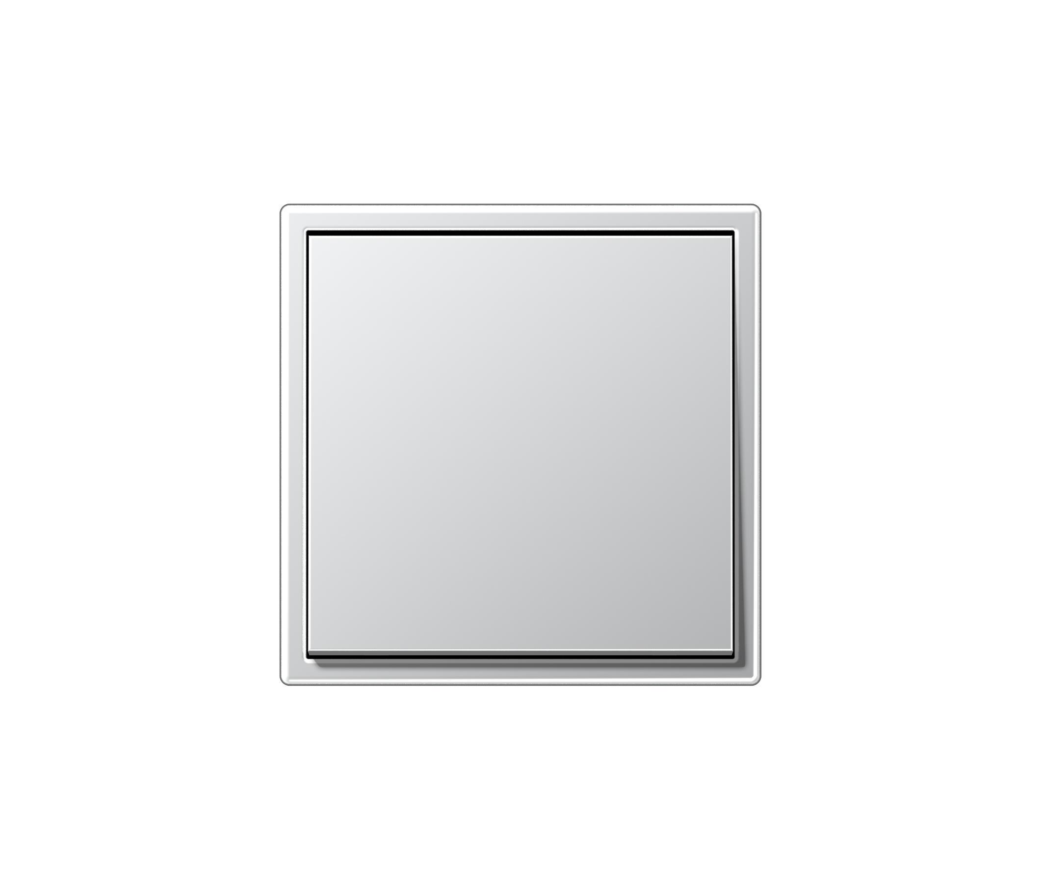 LS 990 SCHALTER ALUMNIUM - Wippschalter von JUNG | Architonic