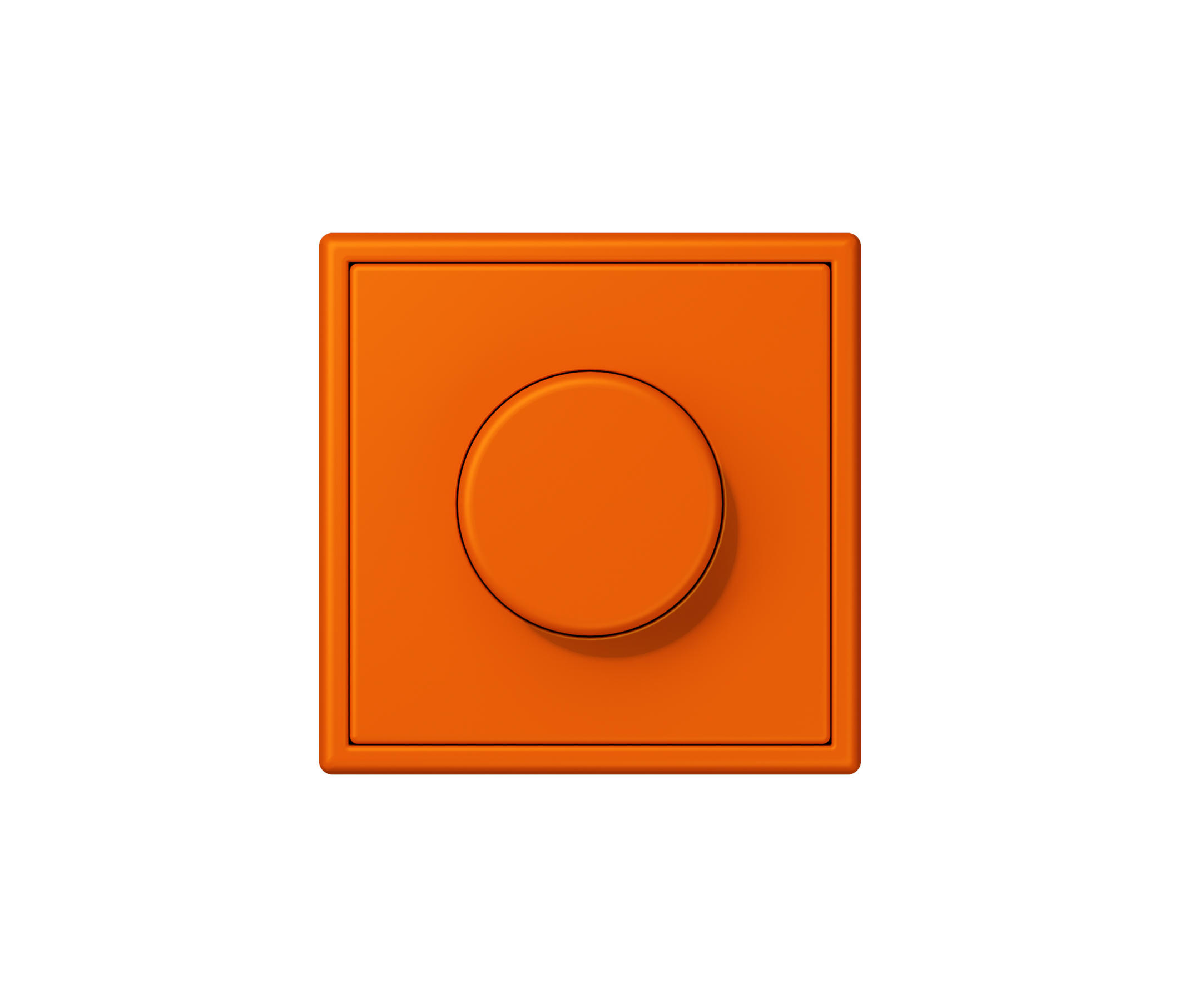 Ls 990 In Les Couleurs Le Corbusier Rotary Dimmer 32080 Orange Switches Electrical 101 By Jung