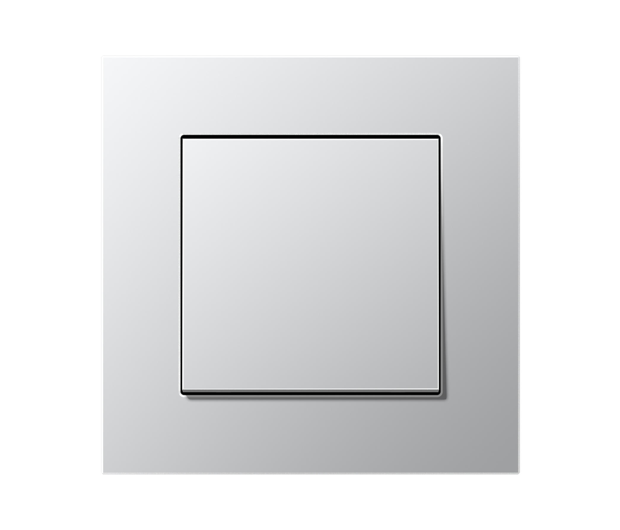 LS PLUS SWITCH ALUMINIUM - Two-way switches from JUNG | Architonic