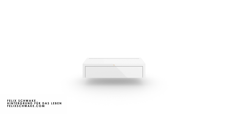 Schrank I I Sonder Edition Klavierlack Weiss Sideboards