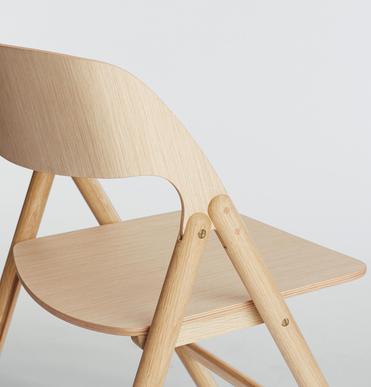 Fantastic Narin Folding Chair Designer Furniture Architonic Uwap Interior Chair Design Uwaporg