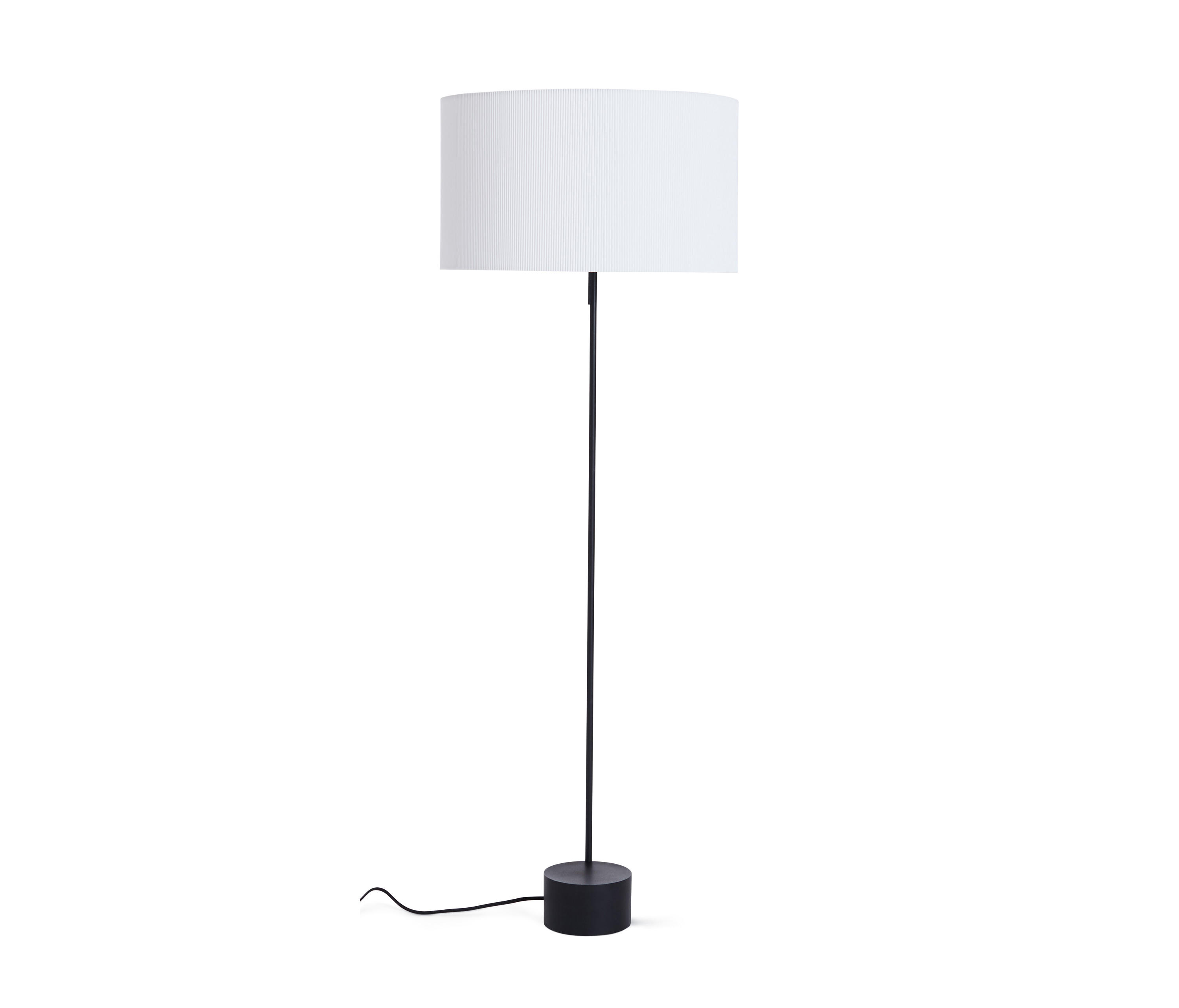 Pleat Drum Floor Lamp Free Standing Lights From Design Within