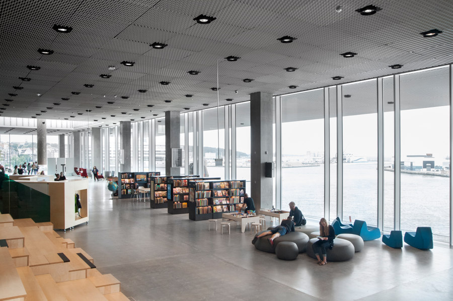 Lammhults Biblioteksdesign