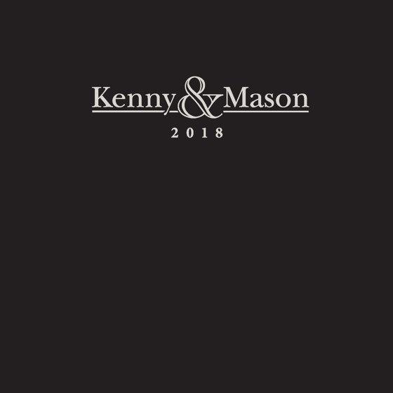Kenny & Mason Catalogue 2018