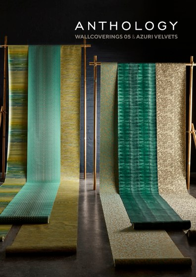 WALLCOVERINGS 05 & AZURI VELVETS