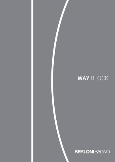 WAY BLOCK