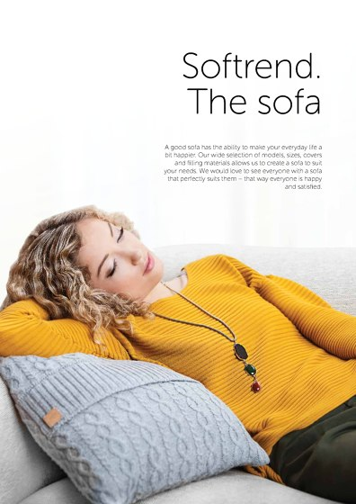Softrend. The Sofa