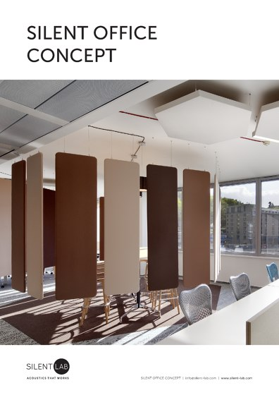 Silent Office Concept