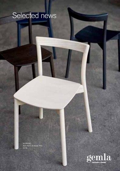 Nordic Chair News 2018